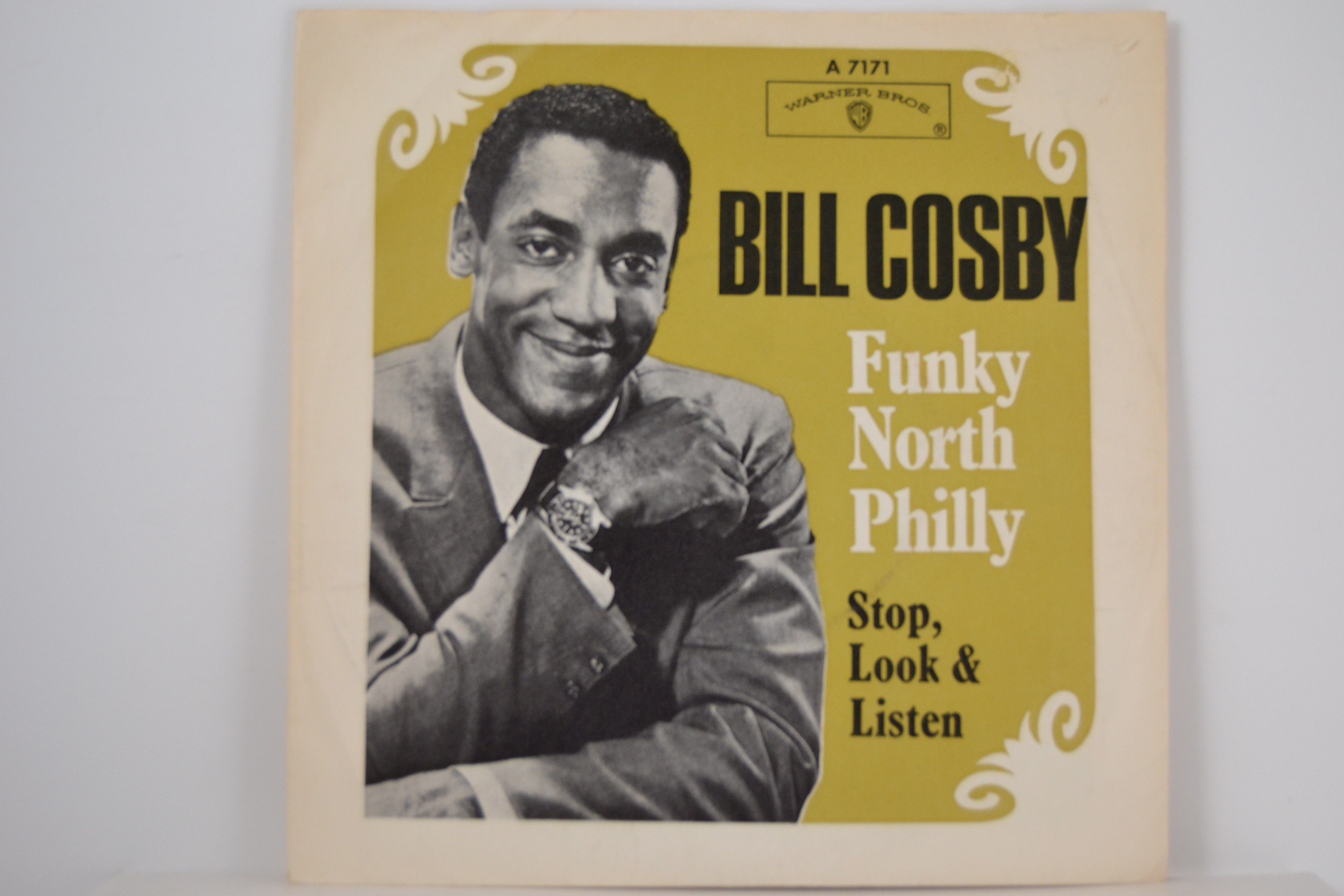 BILL COSBY : Funky north Philly / Stop, look & listen