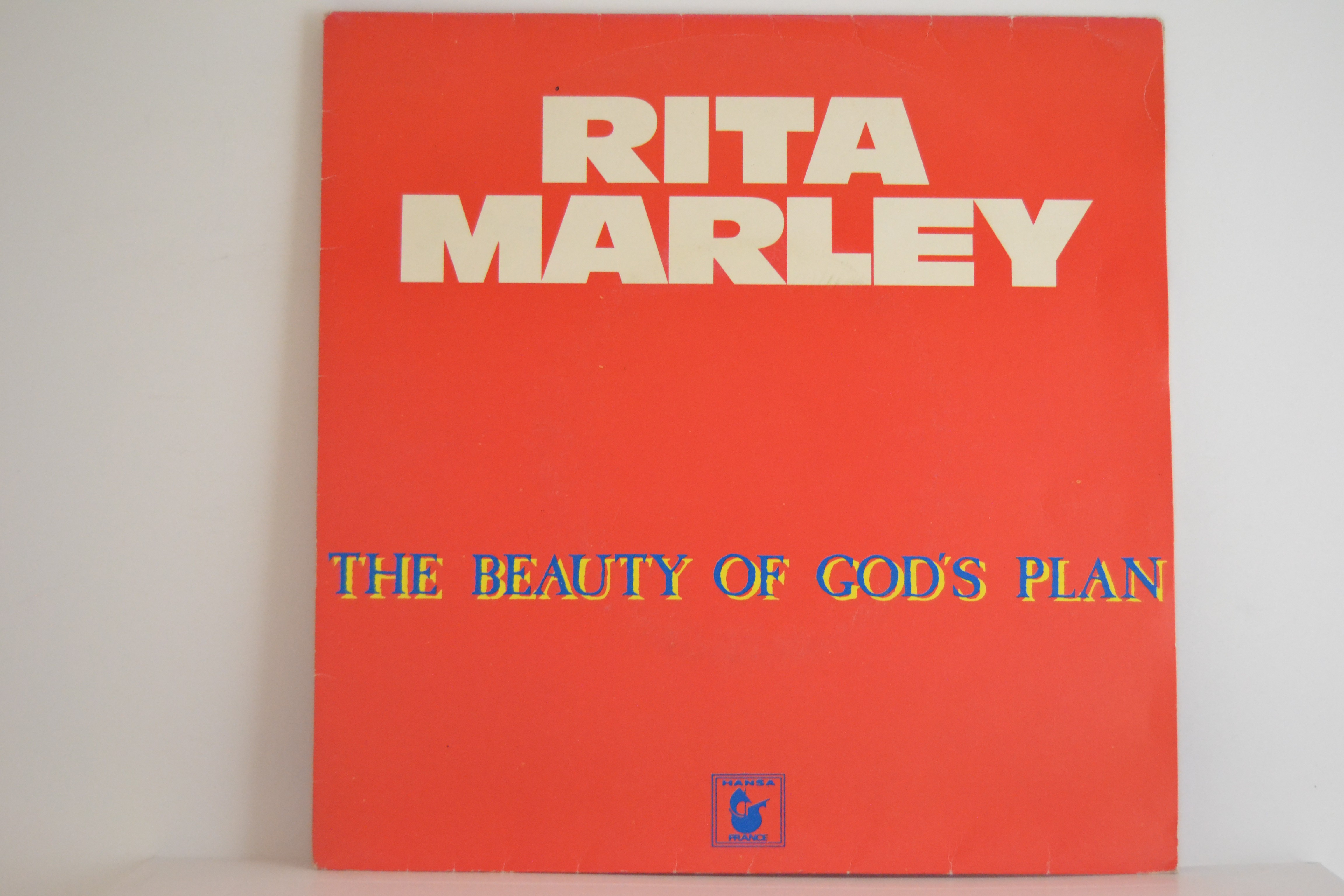 RITA MARLEY : The beauty of God's plan / Play play / The beauty of dub