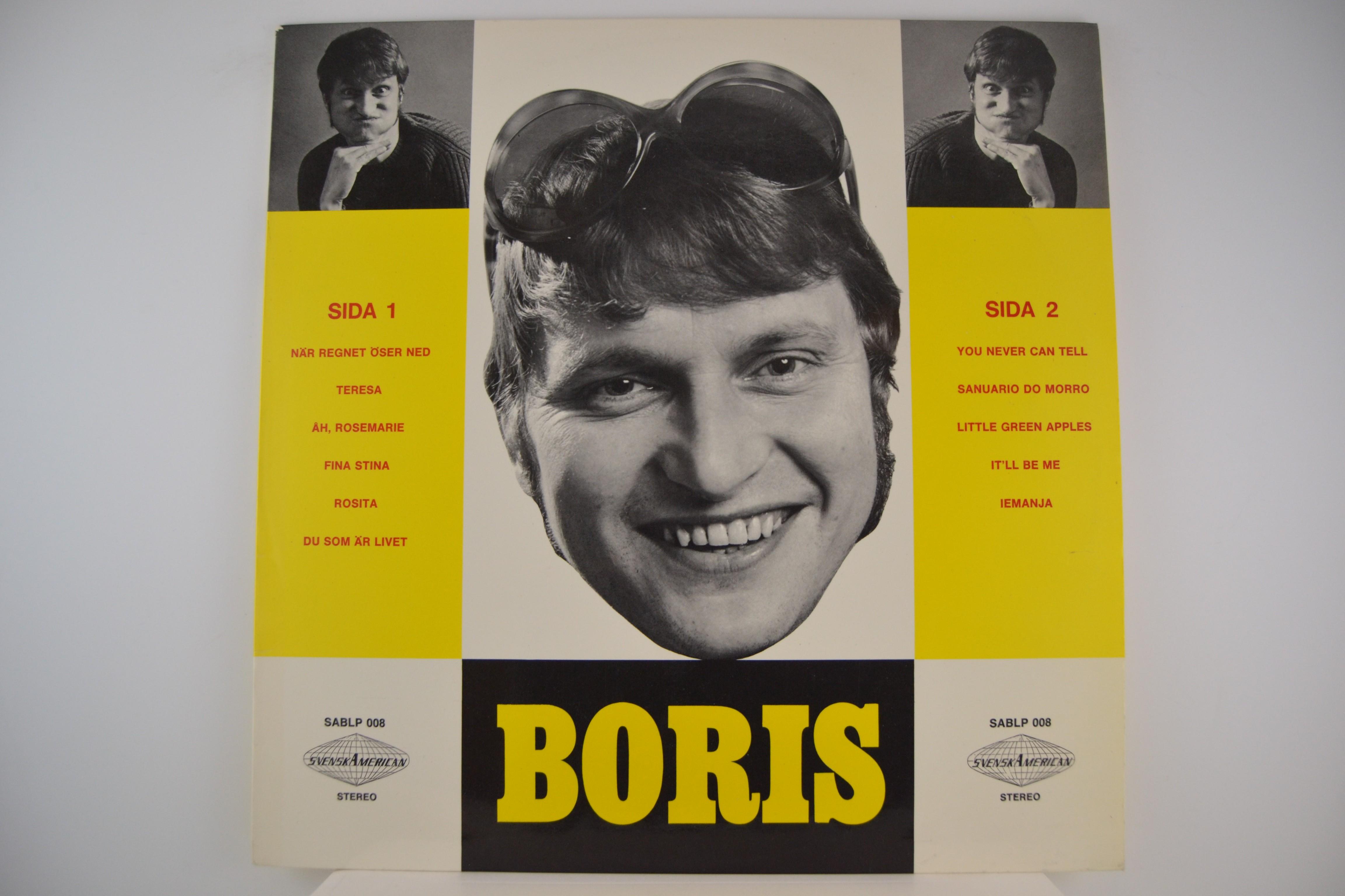 """BORIS : """"Boris"""""""