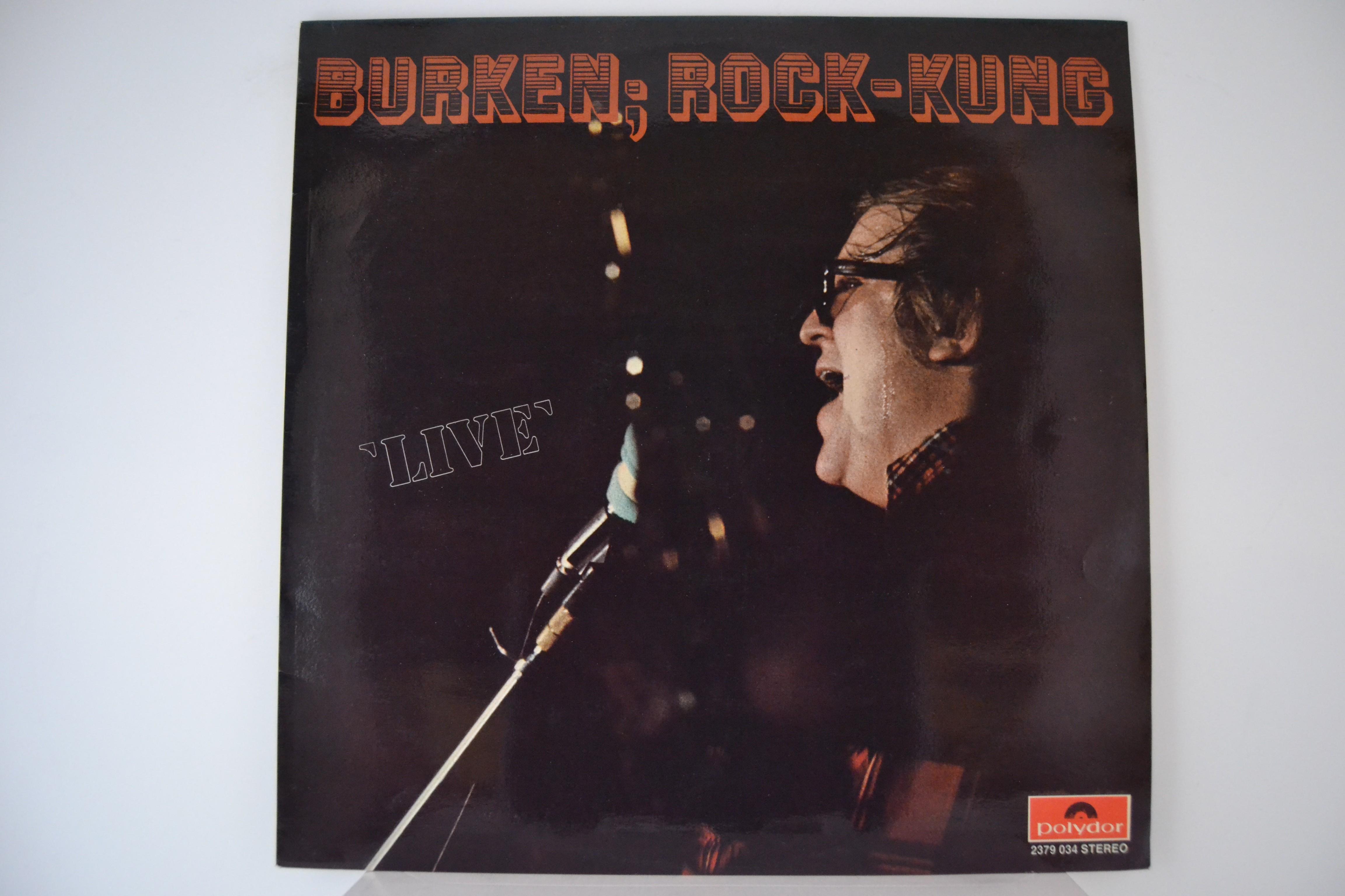 """BURKEN : """"Burken - Rock-kung"""""""