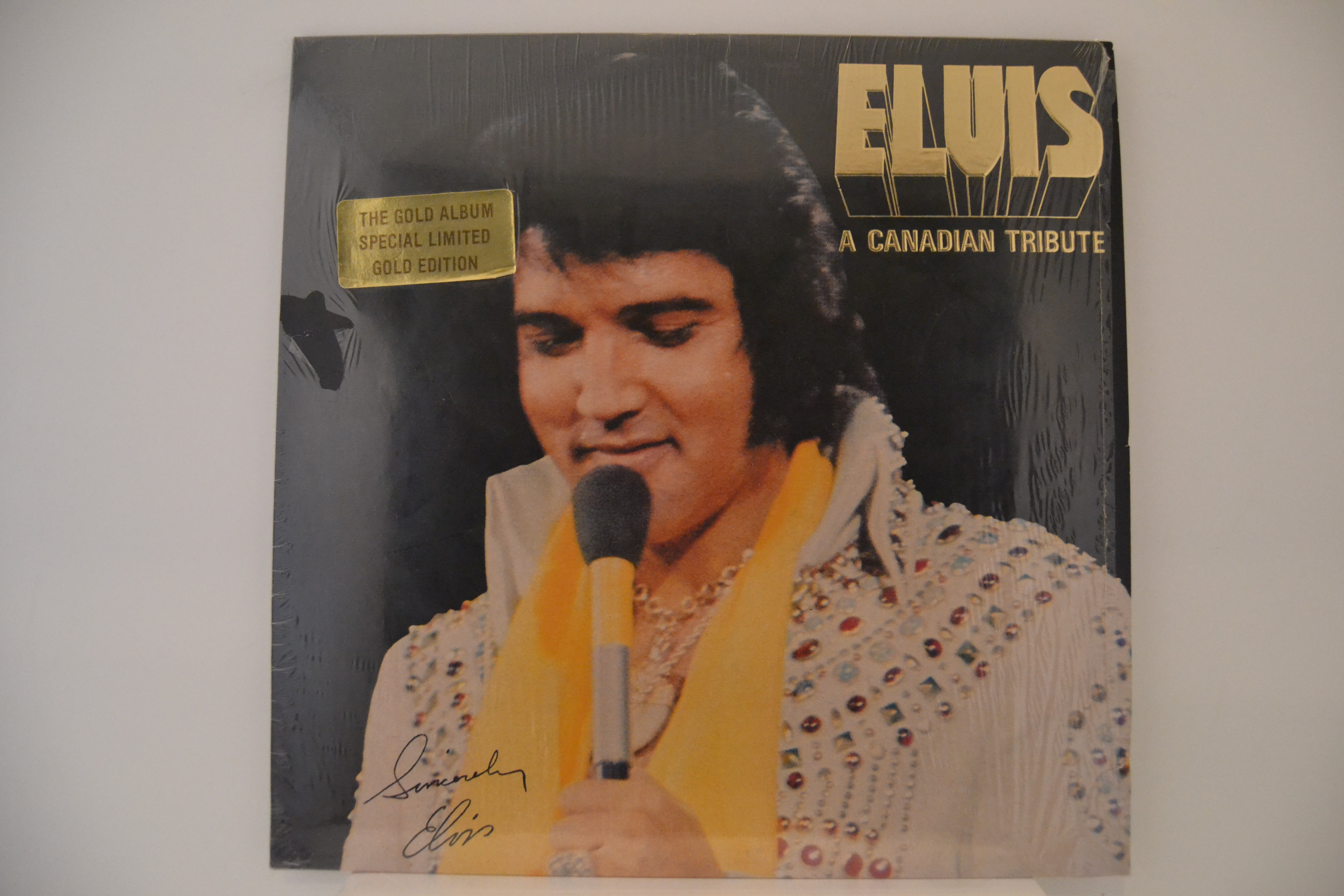 "ELVIS PRESLEY : ""A Canadian tribute"""