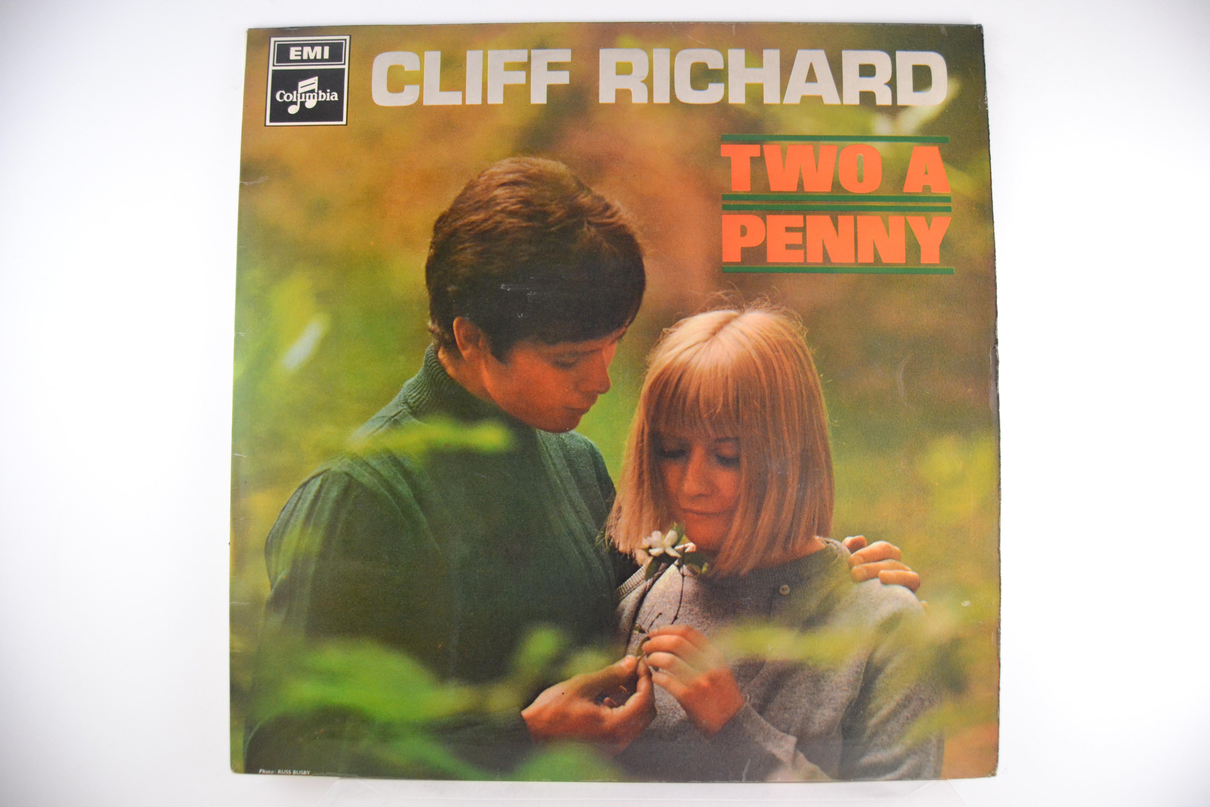 "CLIFF RICHARD : ""Two a penny"""