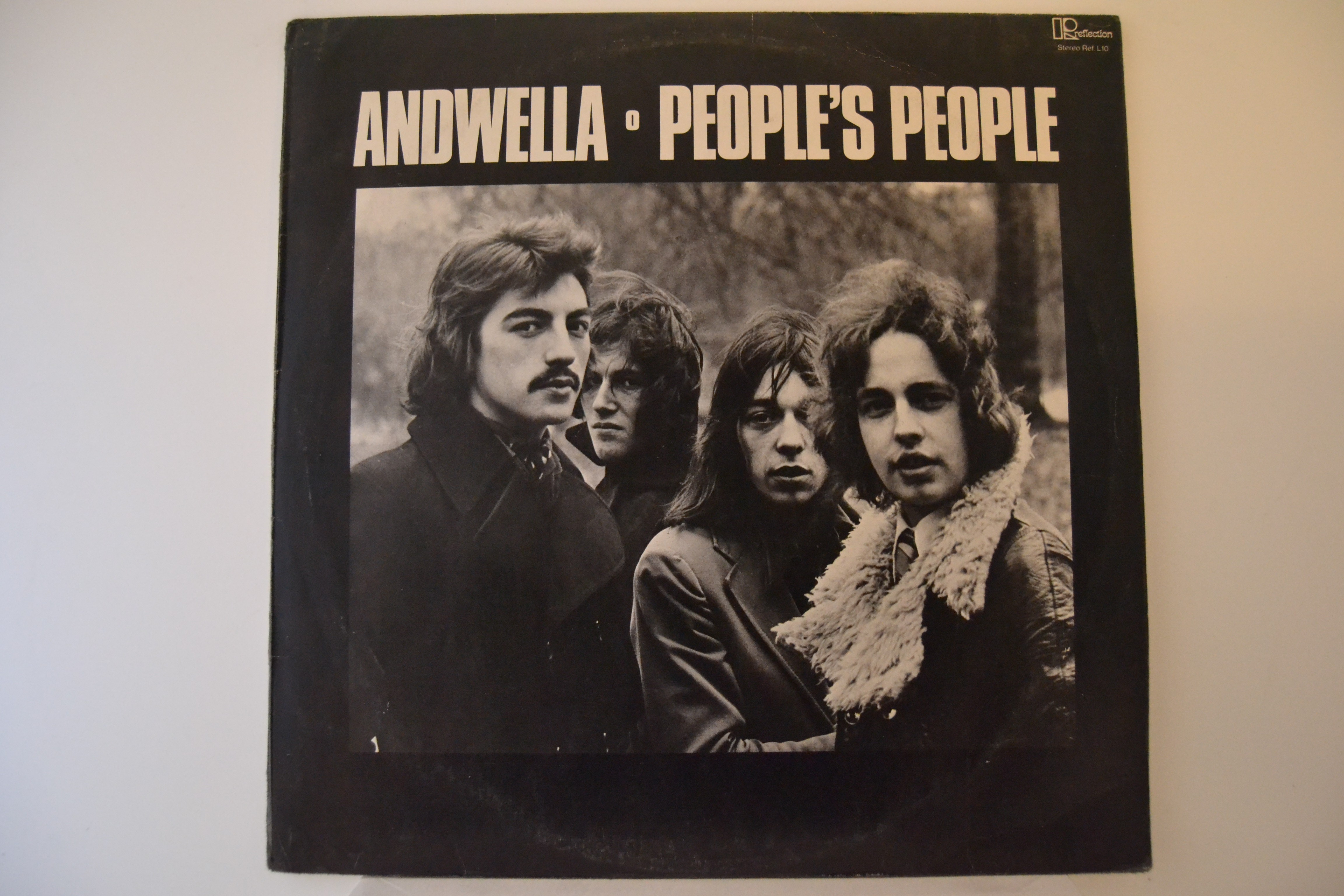 "ANDWELLA  (Andwella's Dream)  : ""People's people"""