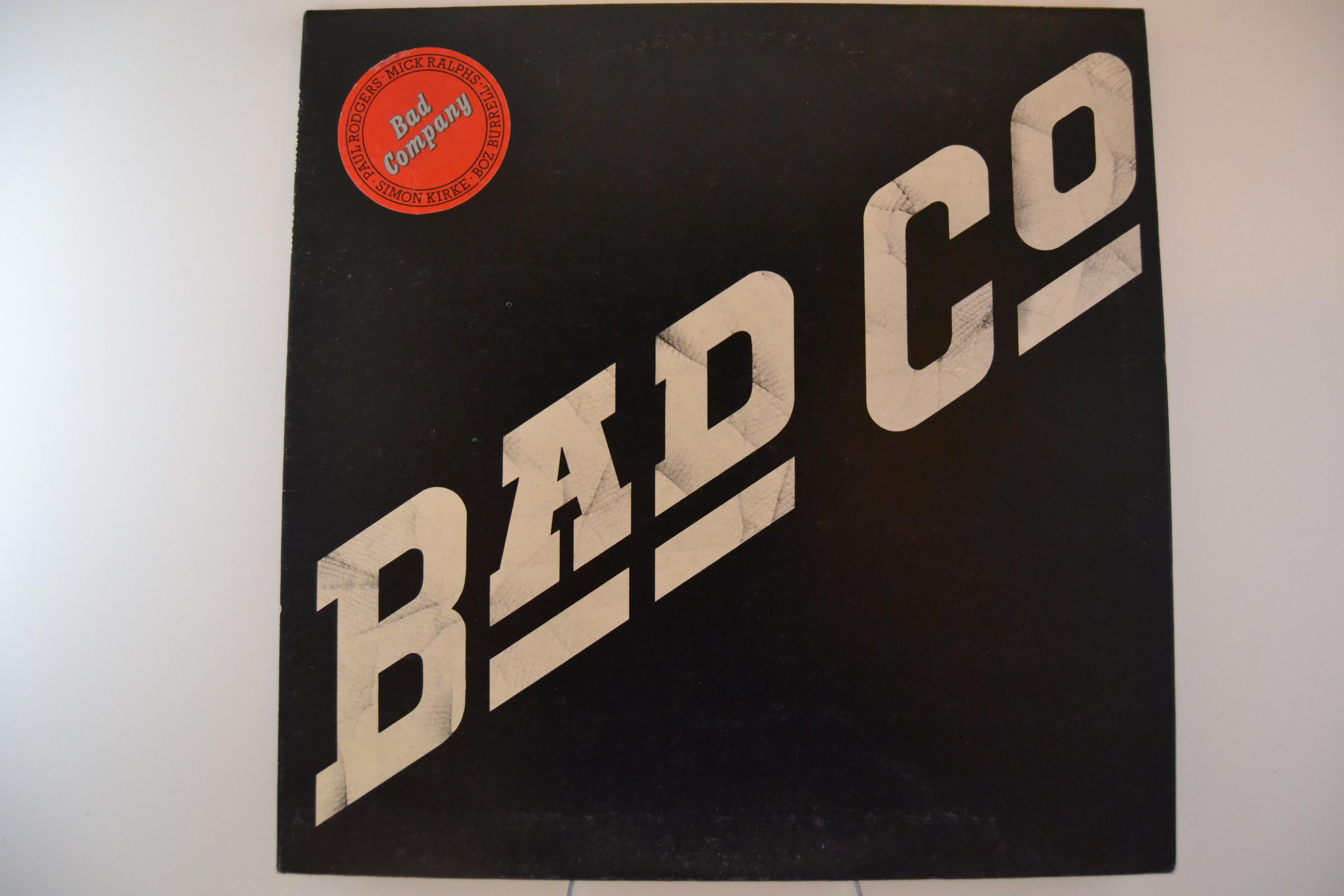"""BAD COMPANY : """"Bad Company"""""""