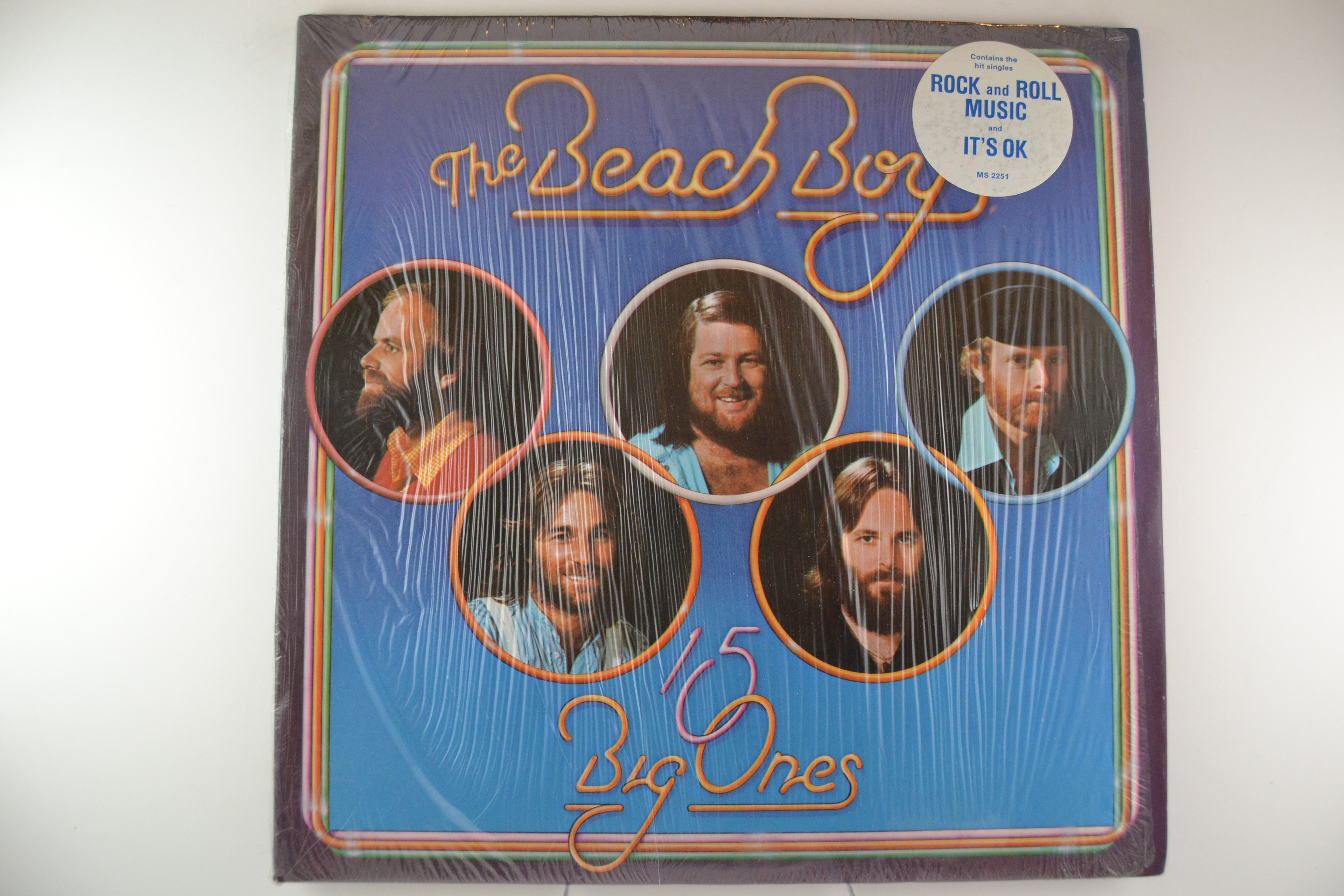 "BEACH BOYS : ""15 big ones"""