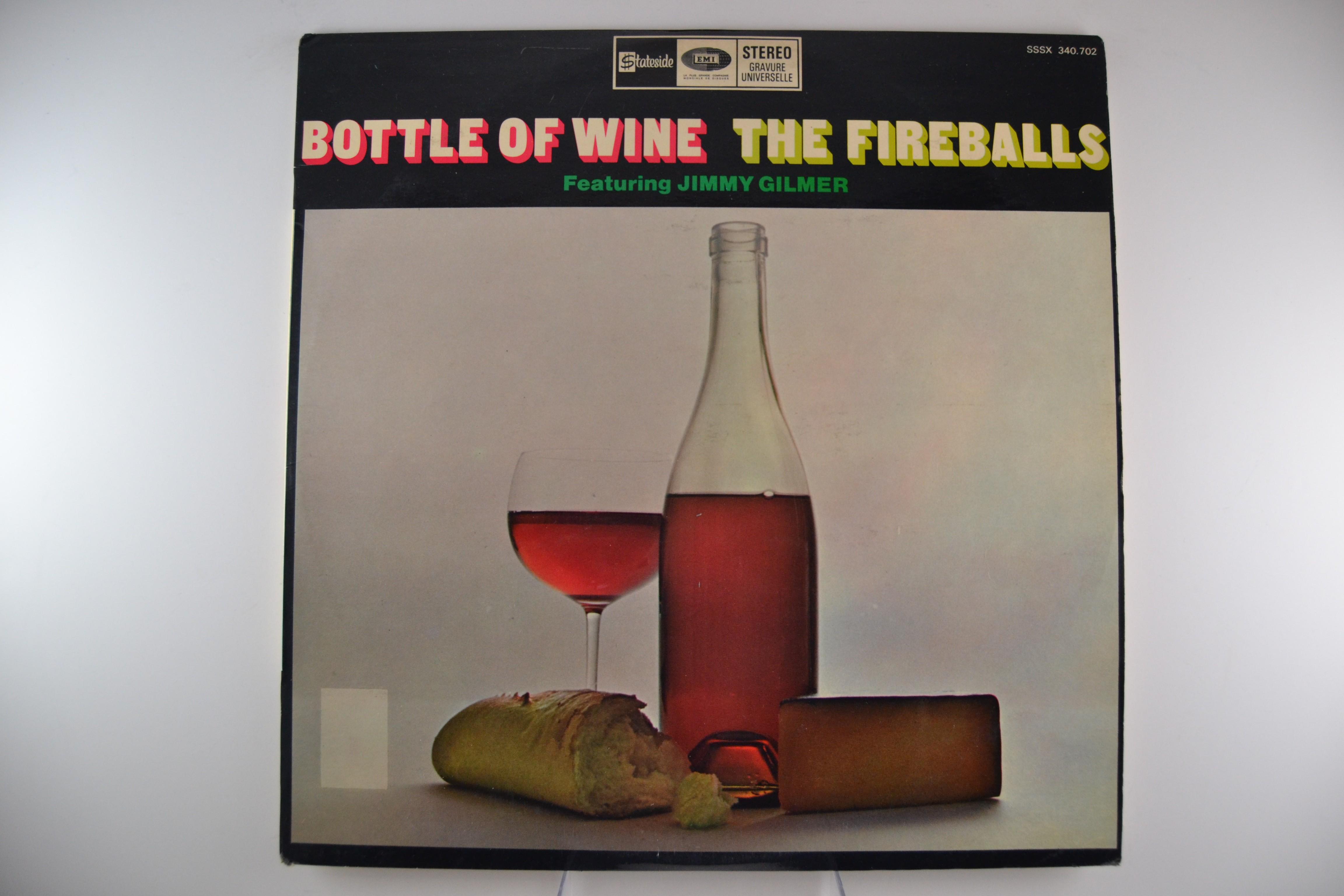 """FIREBALLS : """"Bottle of wine"""""""