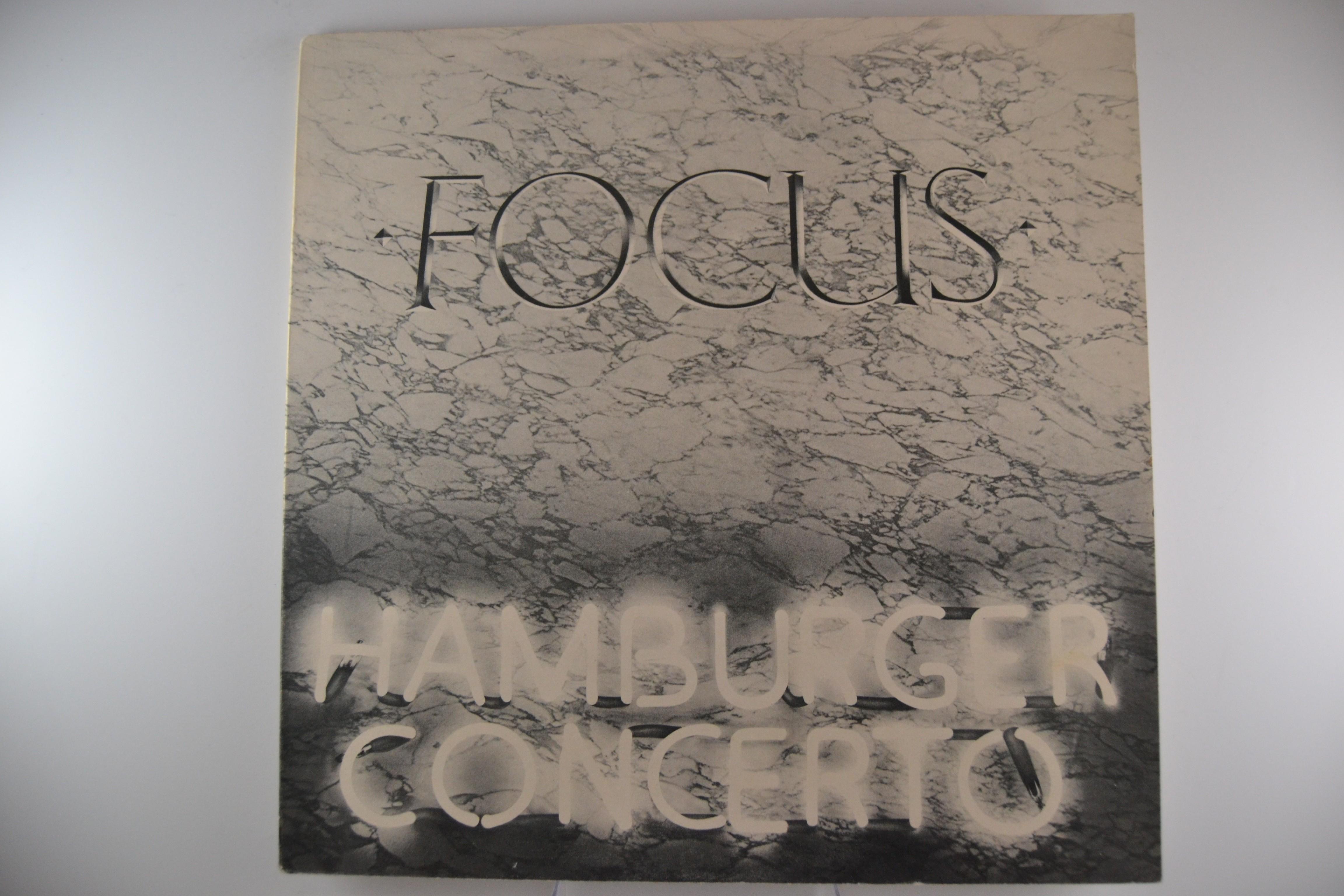 "FOCUS : ""Hamburger Concerto"""