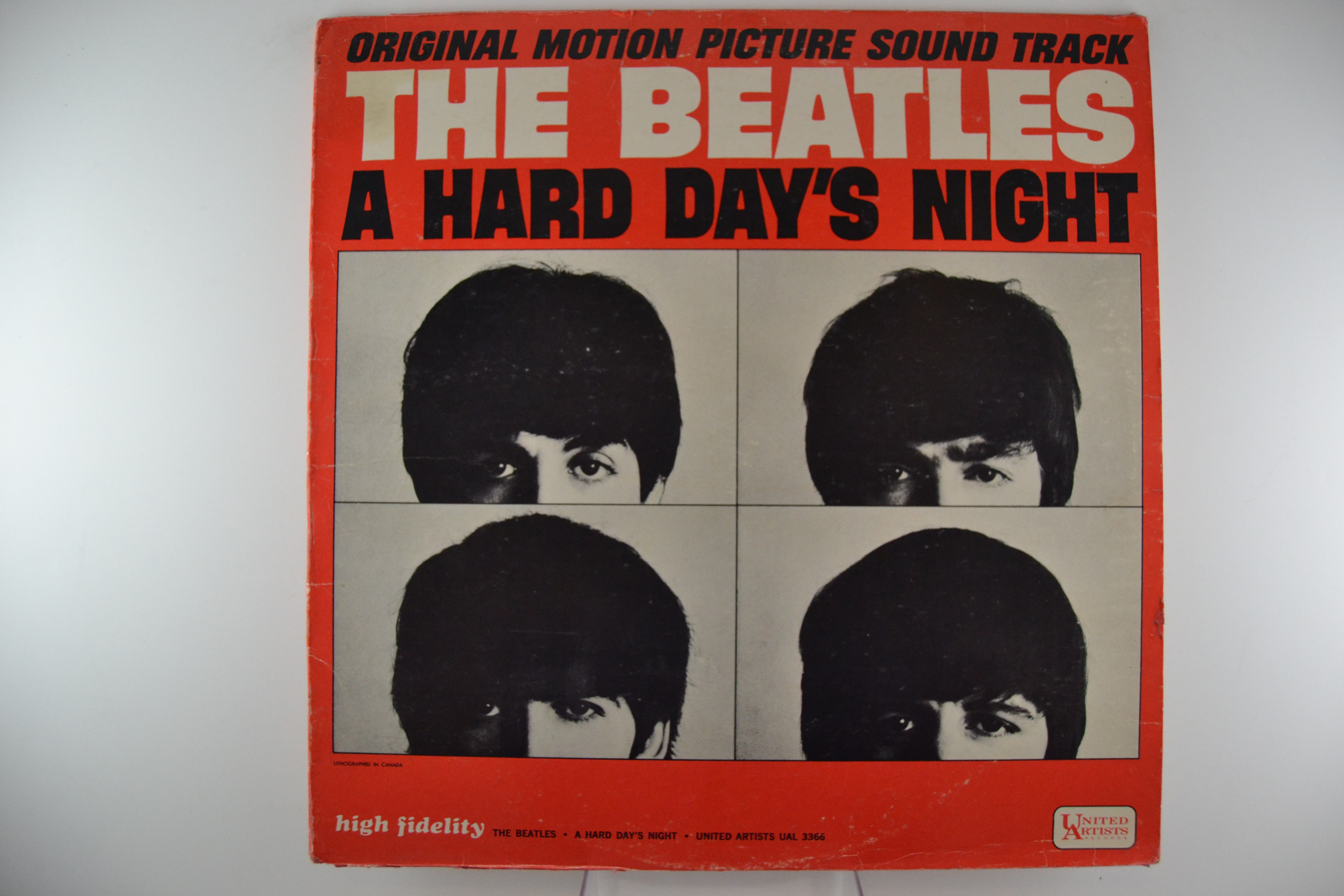 """BEATLES  The  : """"A hard day's night"""""""