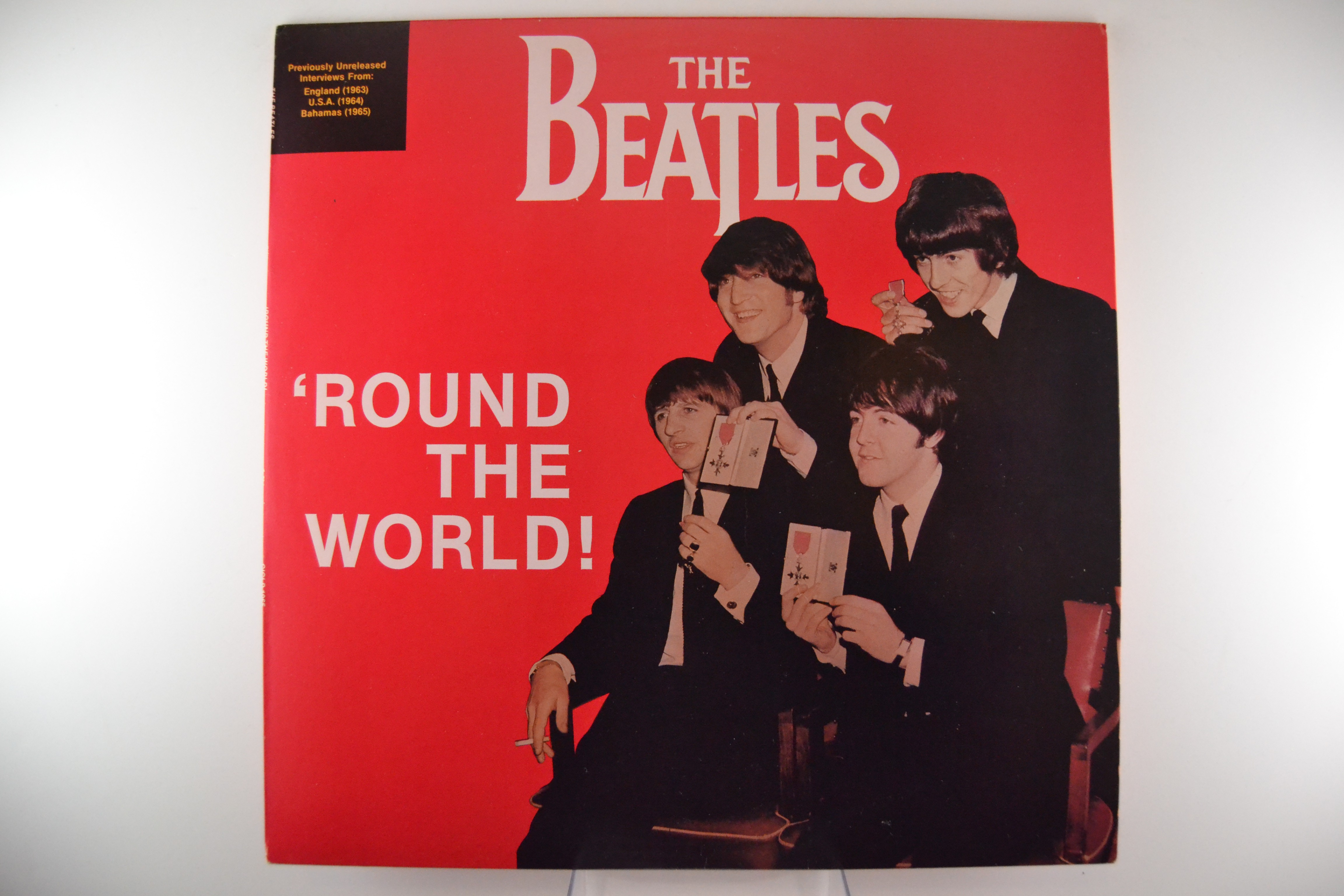 """BEATLES  The   : """"'Round the world!"""""""