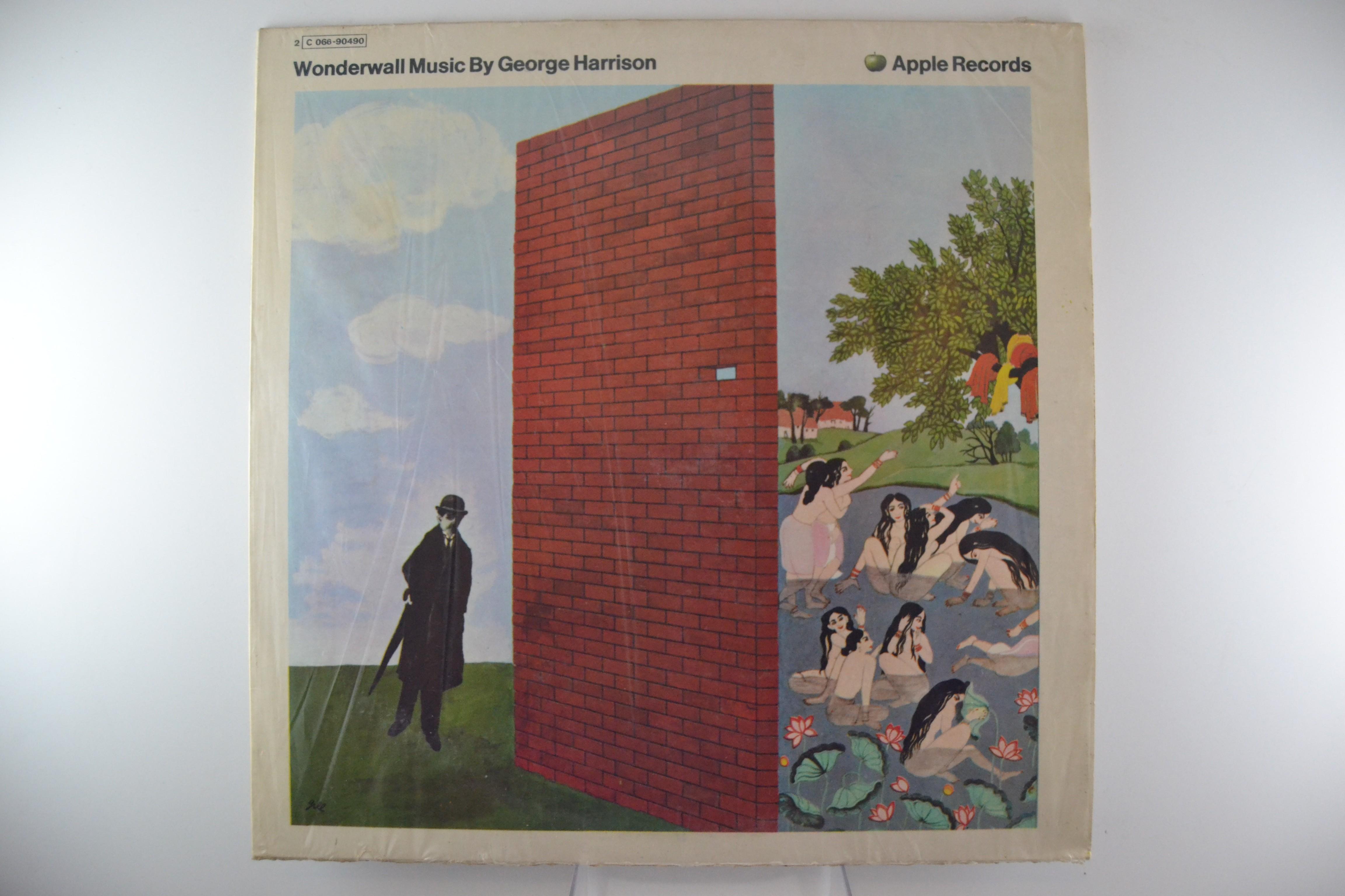 "GEORGE HARRISON : ""Wonderwall music"""