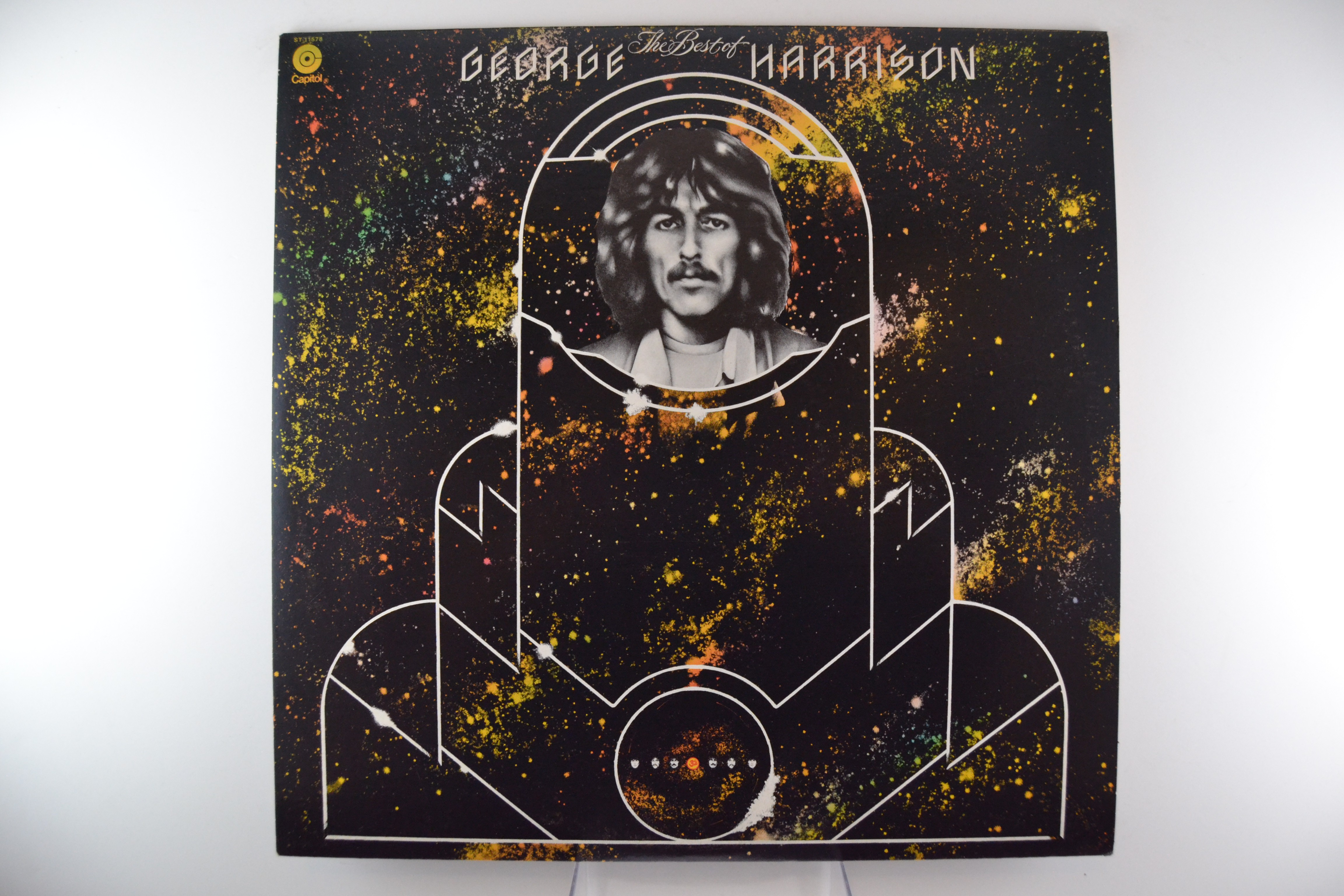 "GEORGE HARRISON : ""The best of George Harrison"""