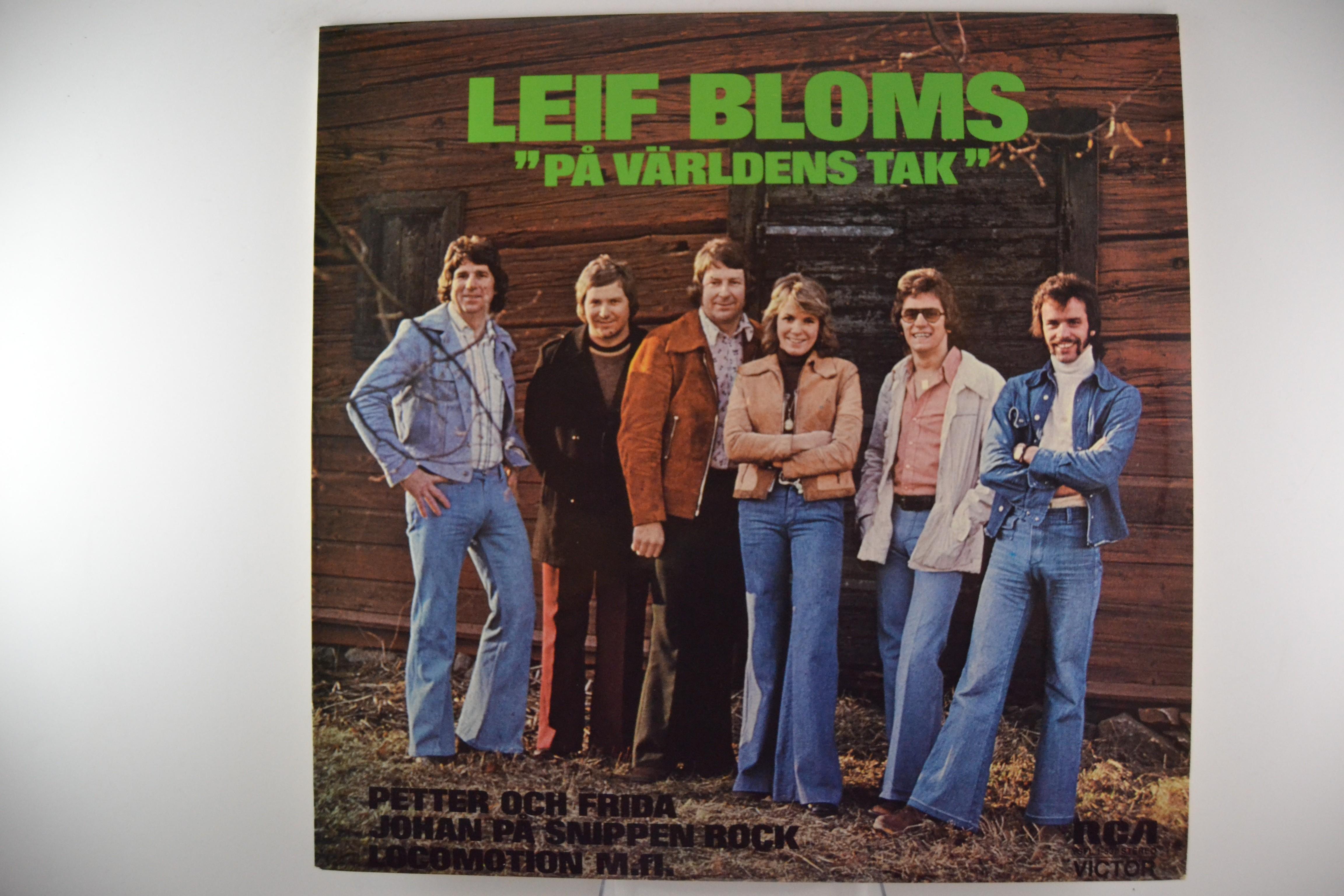 """LEIF BLOMS : """"På världens tak"""""""