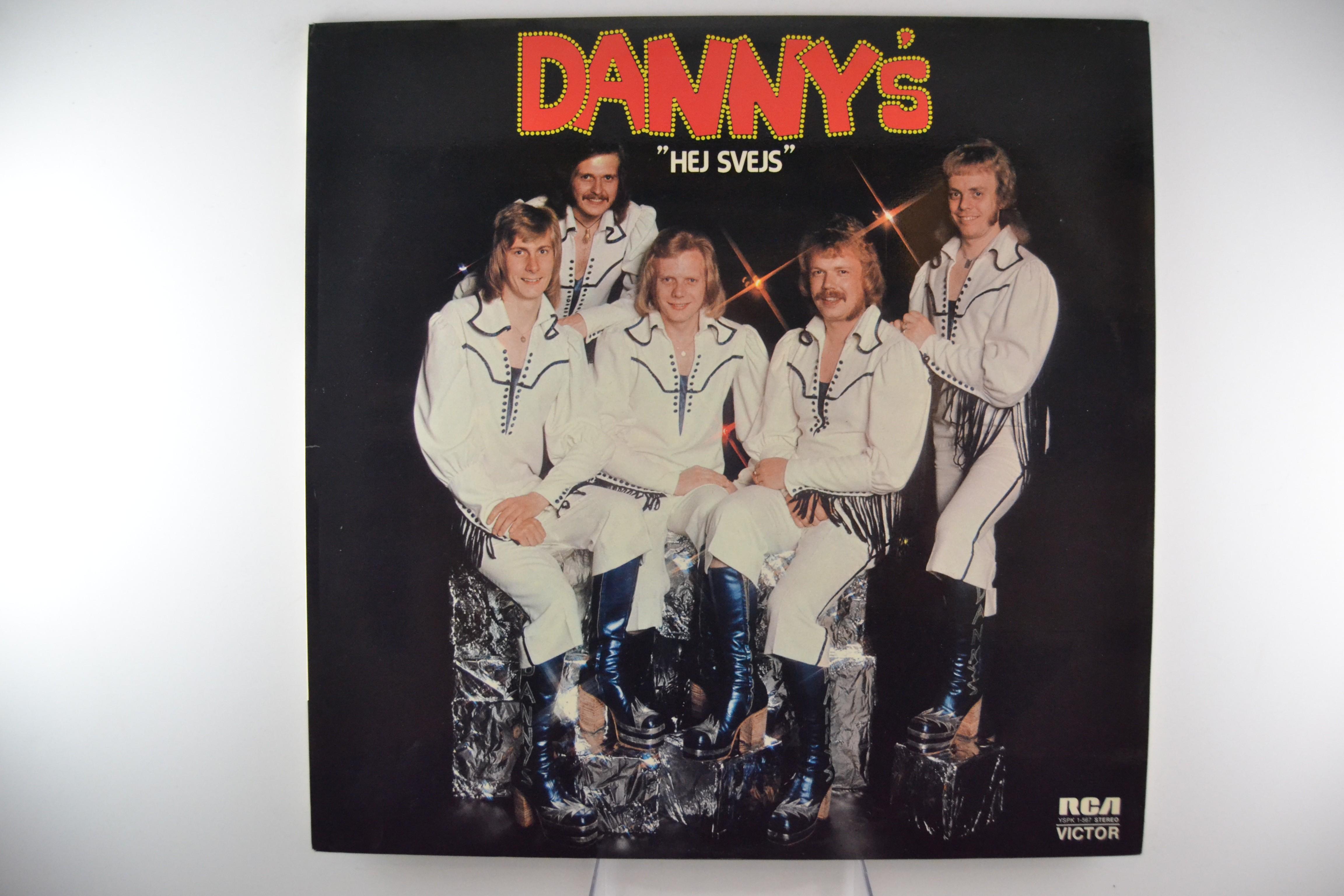 """DANNY'S : """"Hej svejs"""""""
