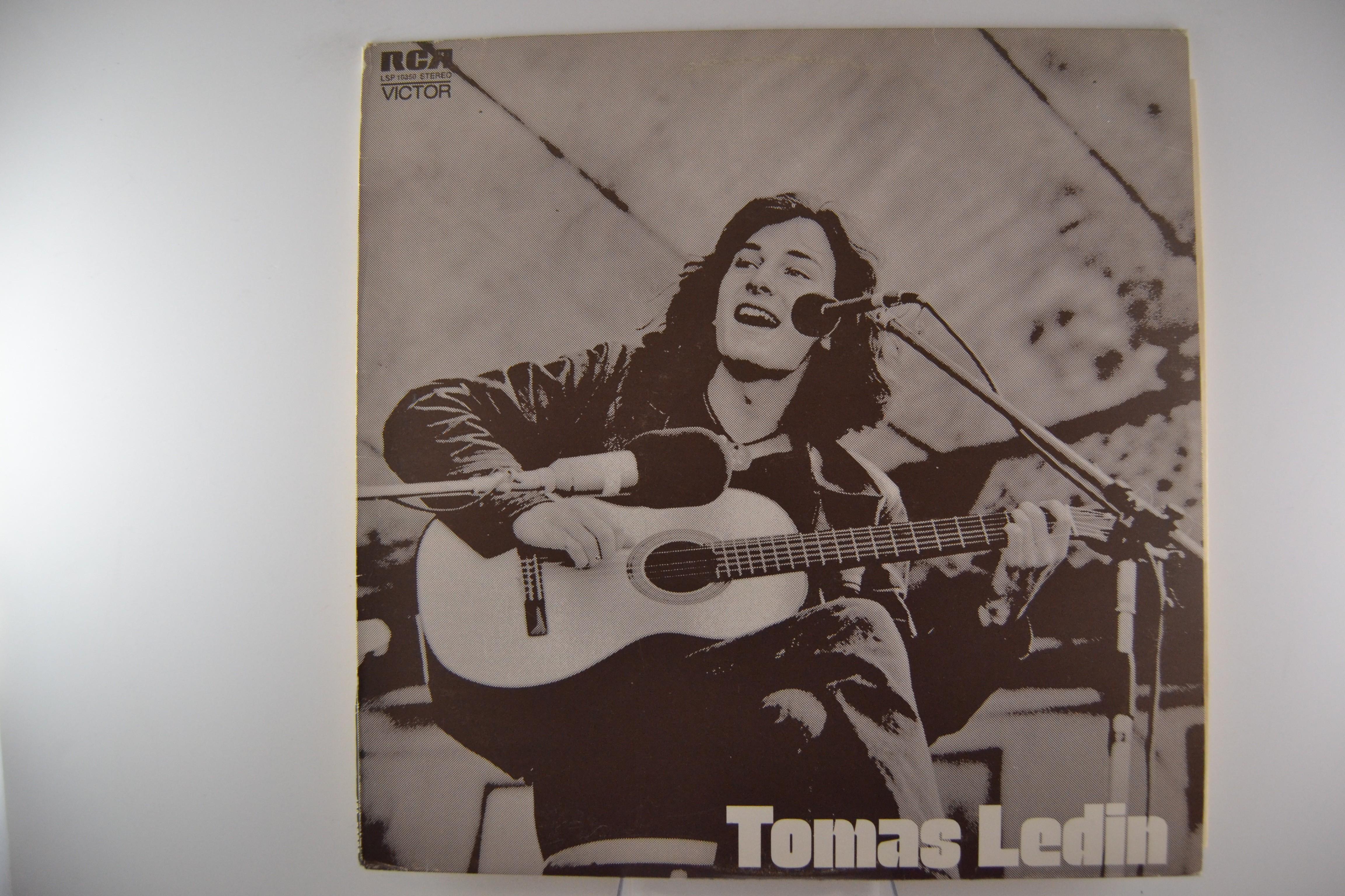 "TOMAS LEDIN : ""Restless mind"""
