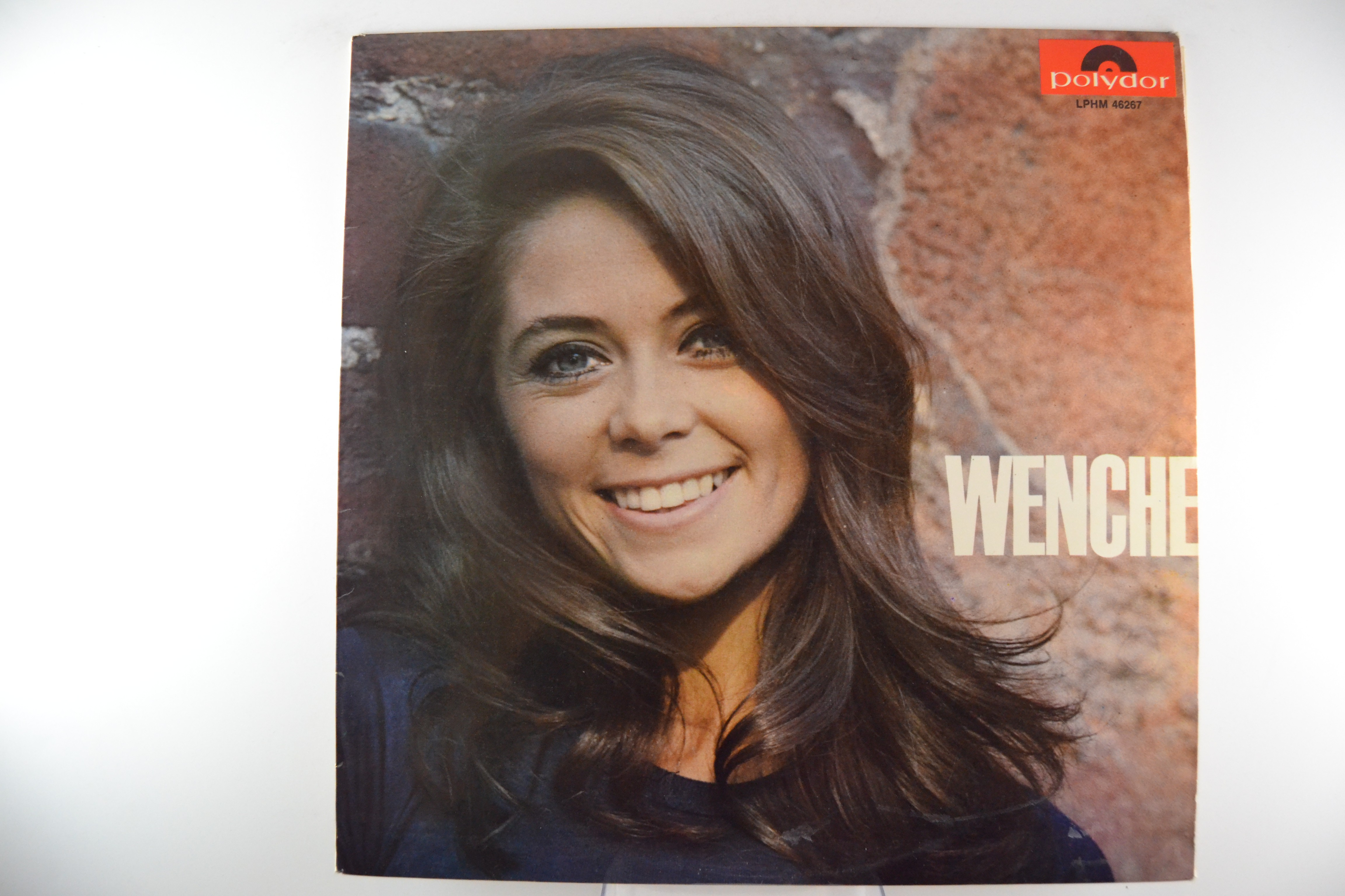 """WENCHE MYHRE : """"Wenche"""""""