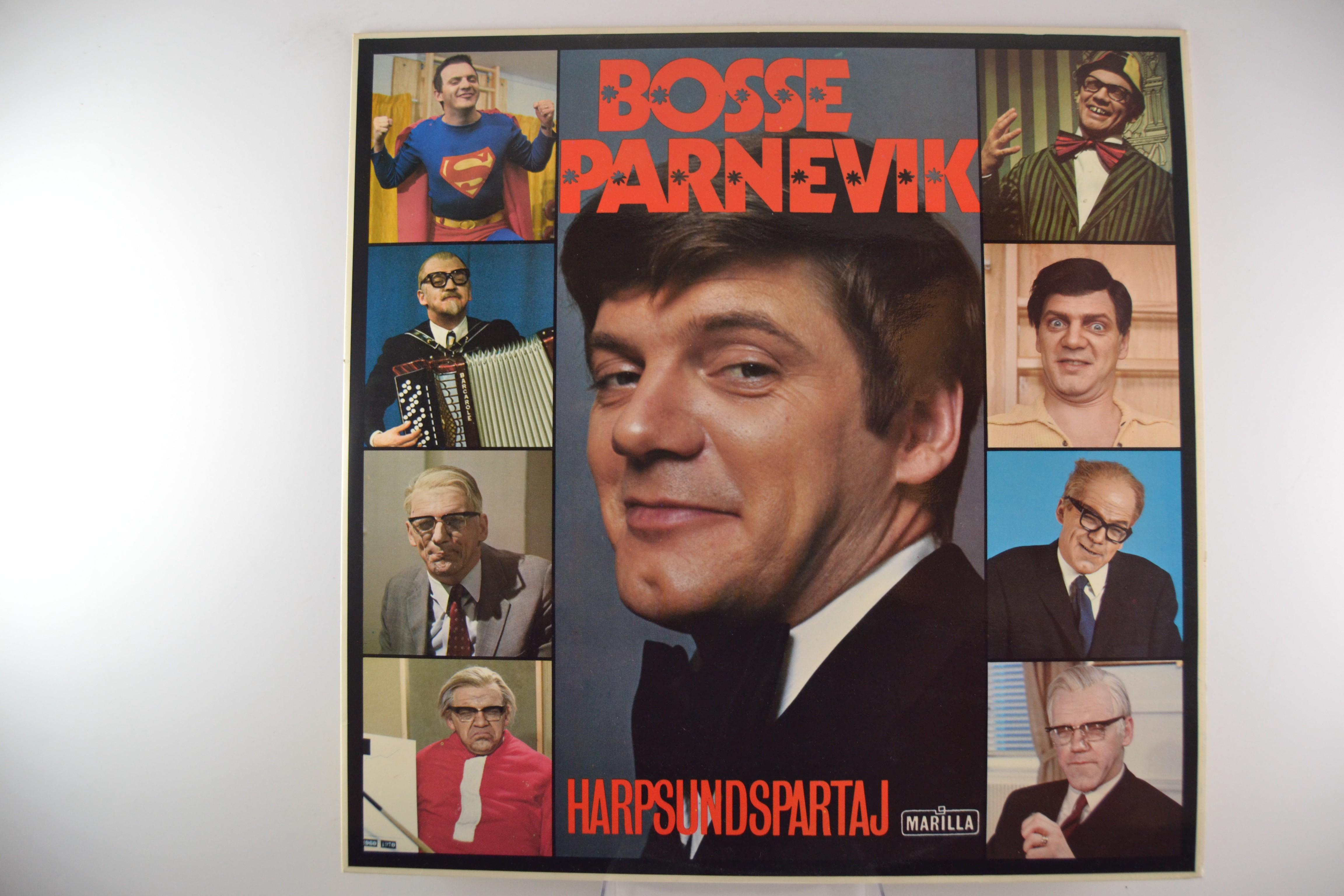 """BOSSE PARNEVIK : """"Harpsundspartaj"""""""