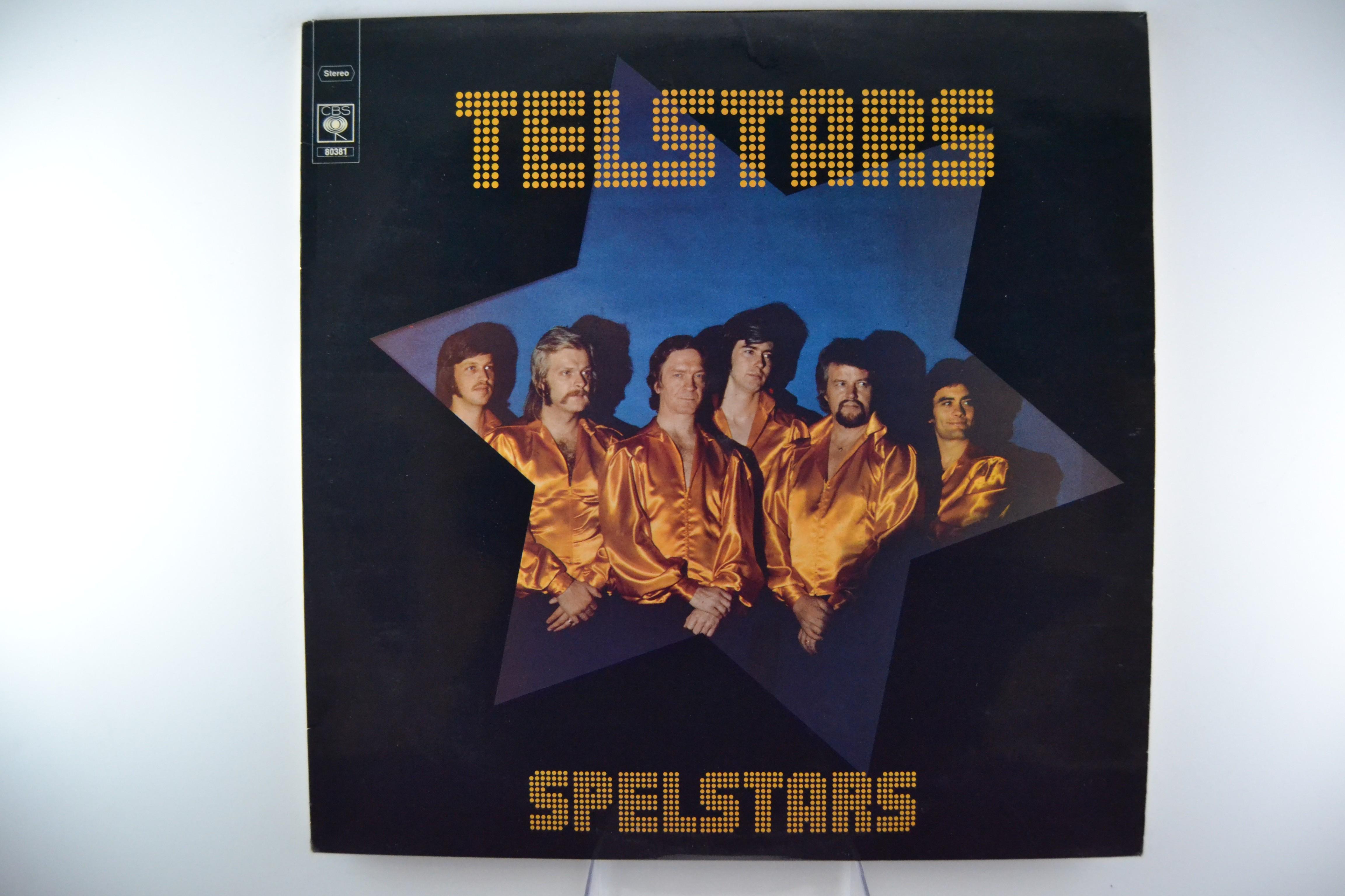 """TELSTARS : """"Spelstars"""""""