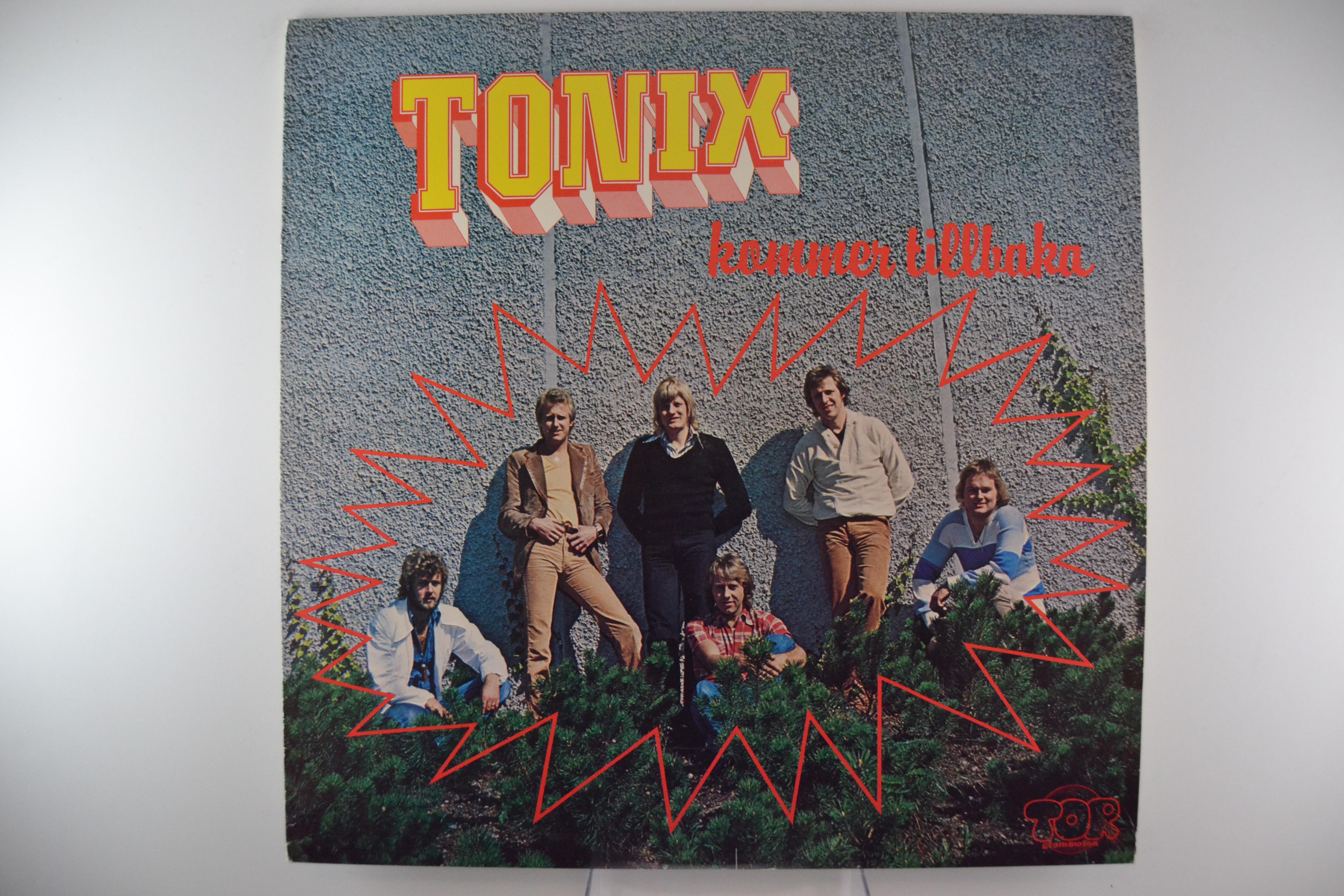 "TONIX : ""Tonix kommer tillbaka"""