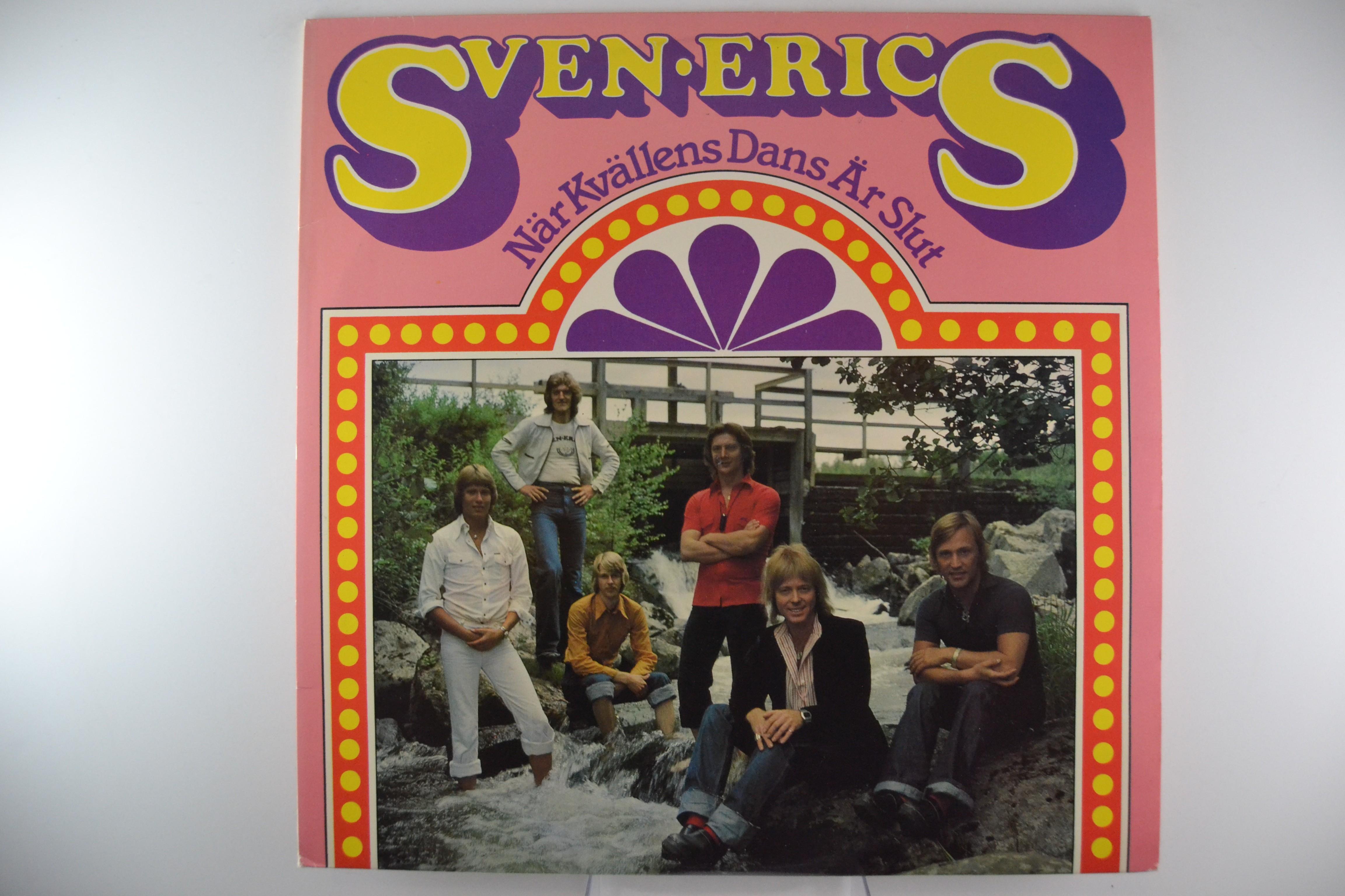 """SVEN-ERICS : """"När kvällens dans är slut"""""""