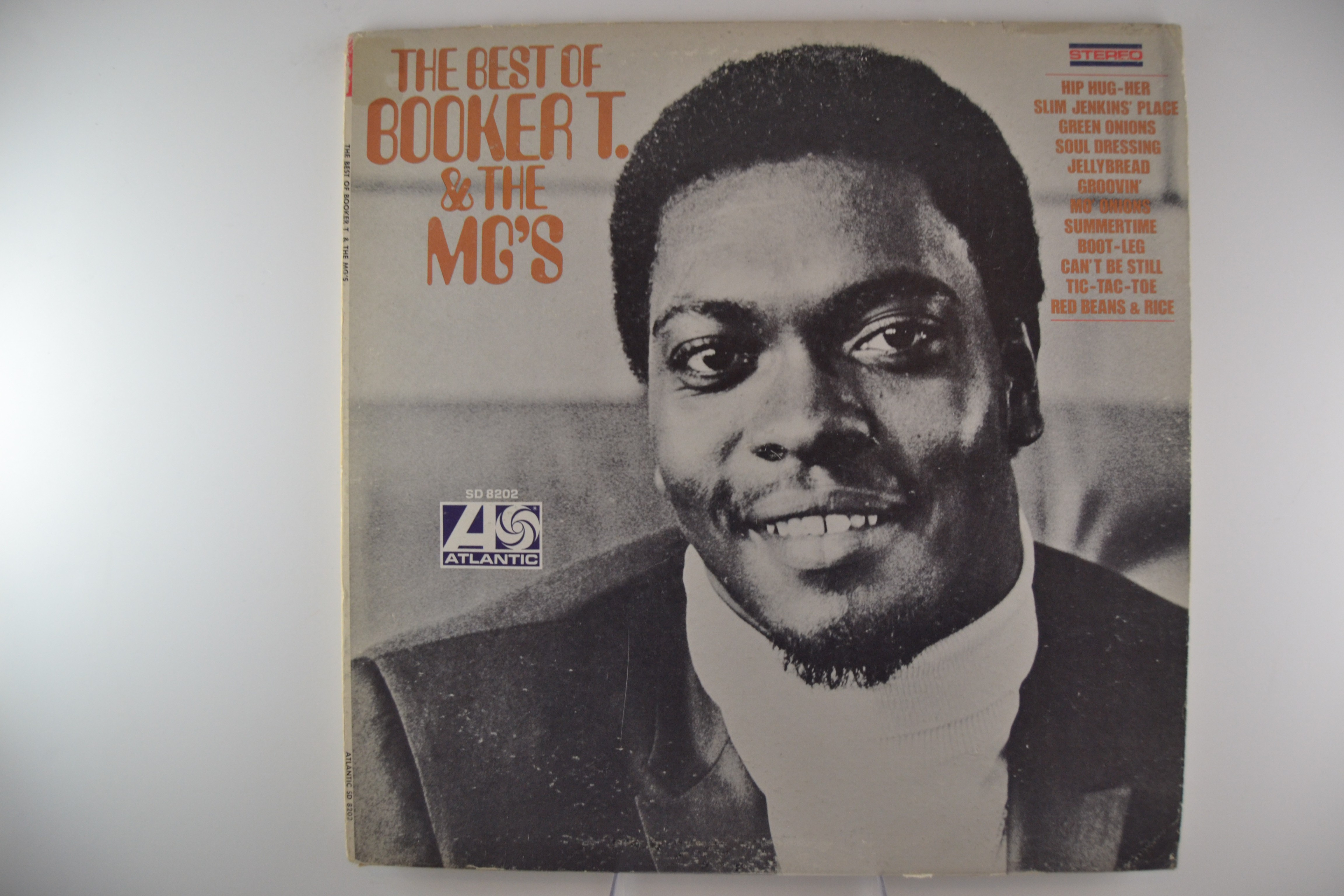 """BOOKER T. & THE MG's  : """"The Best of Booker T. & The MG's"""""""