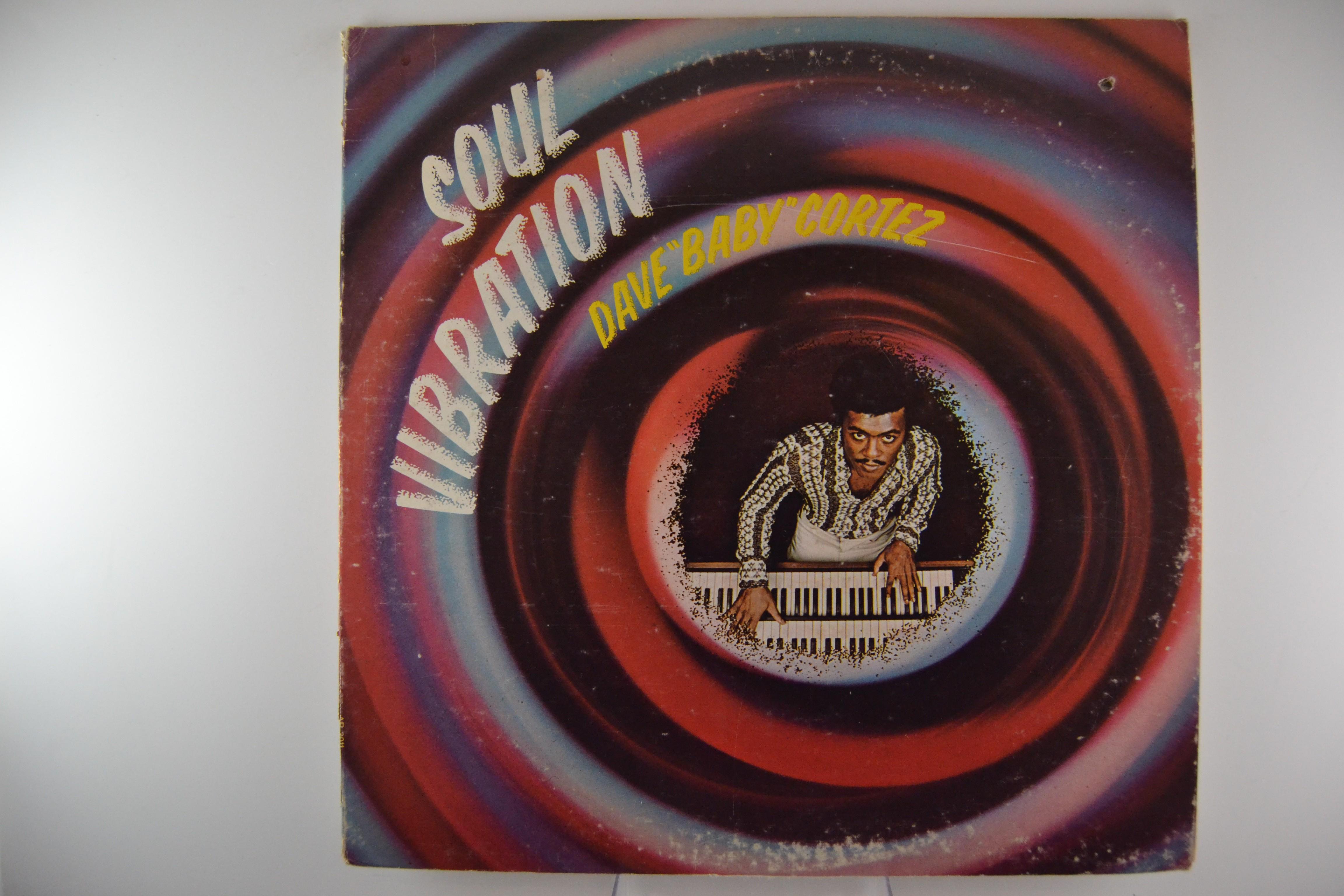 "DAVE ""BABY"" CORTEZ : ""Soul vibration"""