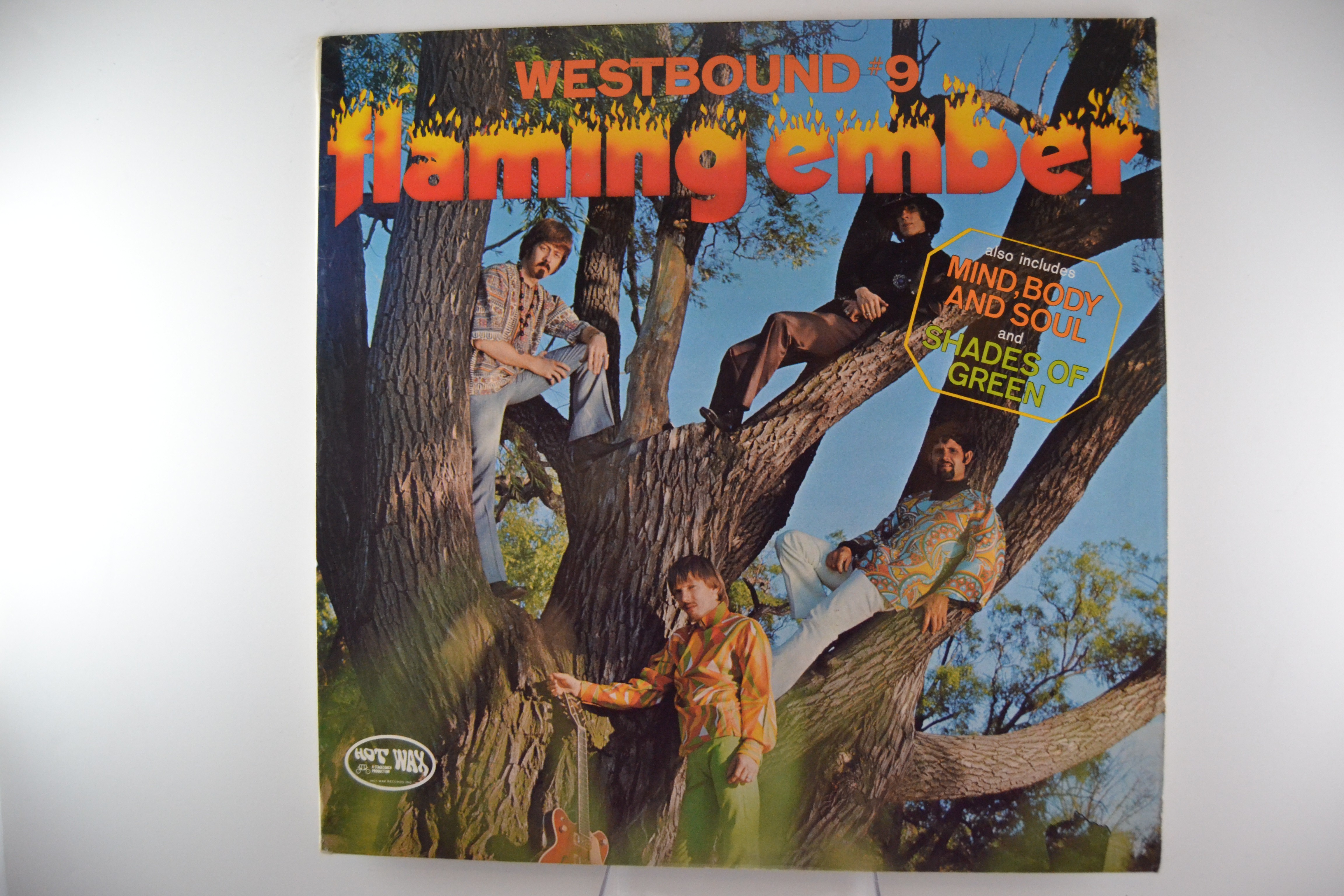 "FLAMING EMBER : ""Westbound No. 9"""