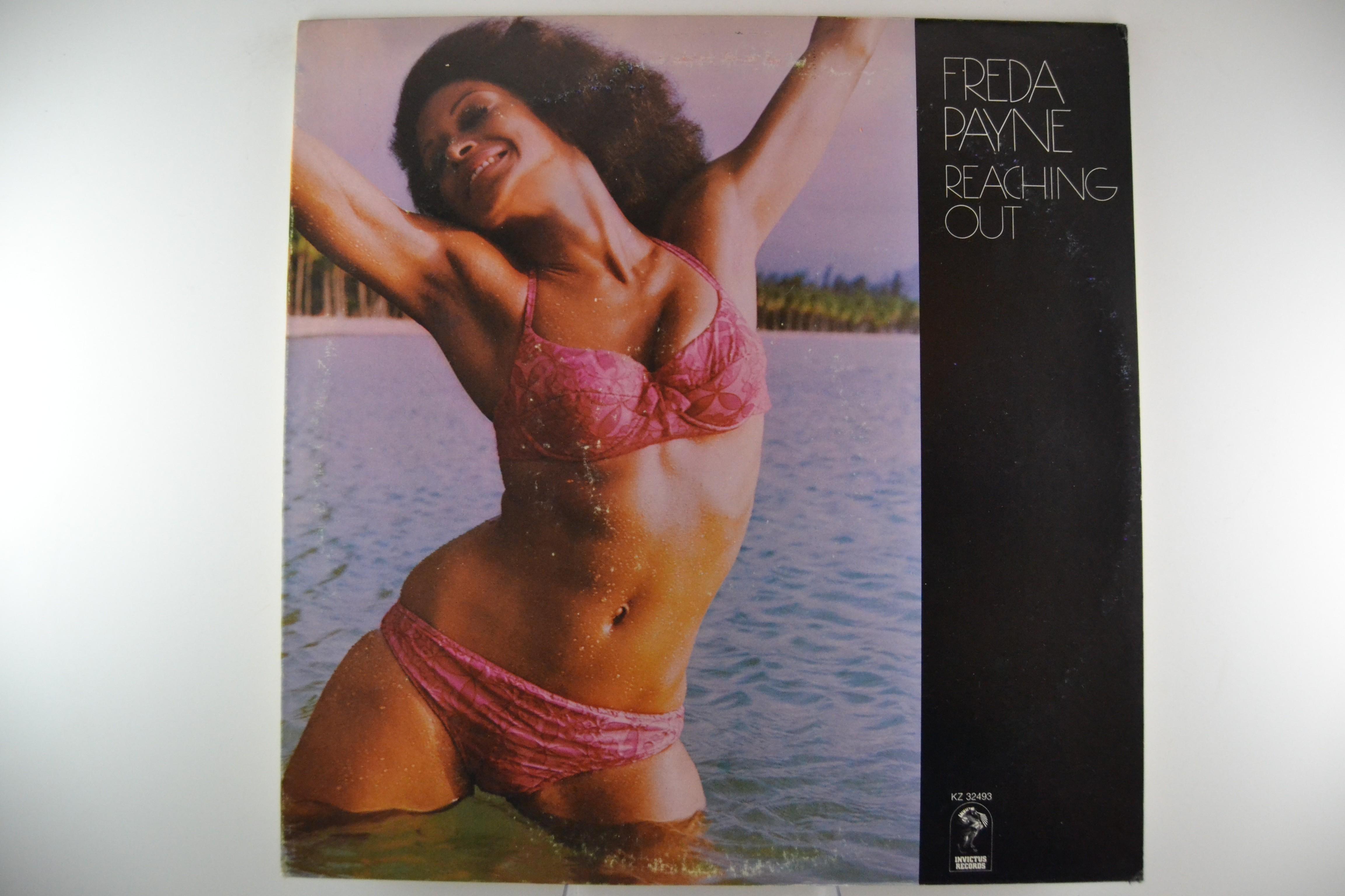 """FREDA PAYNE : """"Reaching out"""""""
