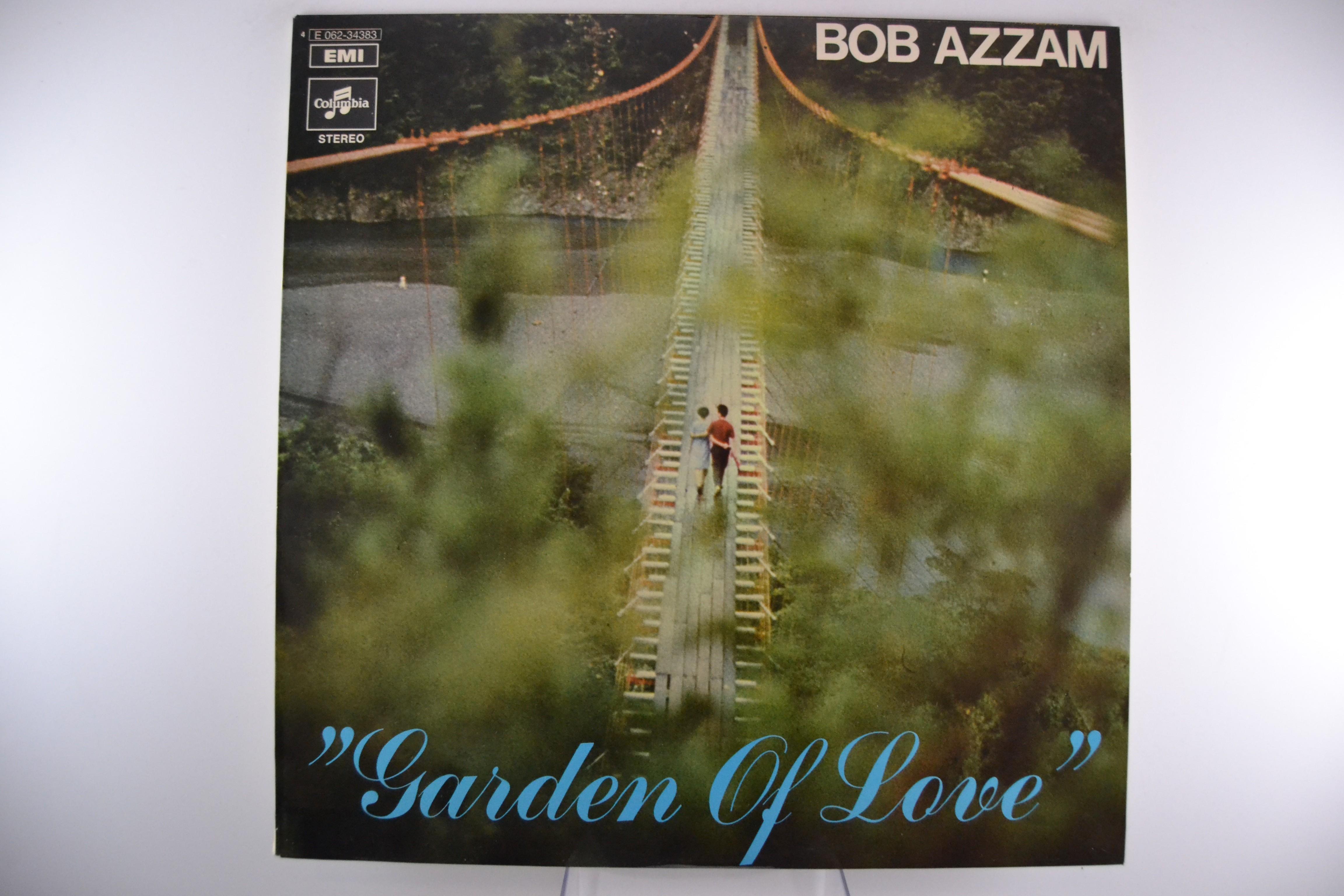 """BOB AZZAM : """"Garden of love"""""""