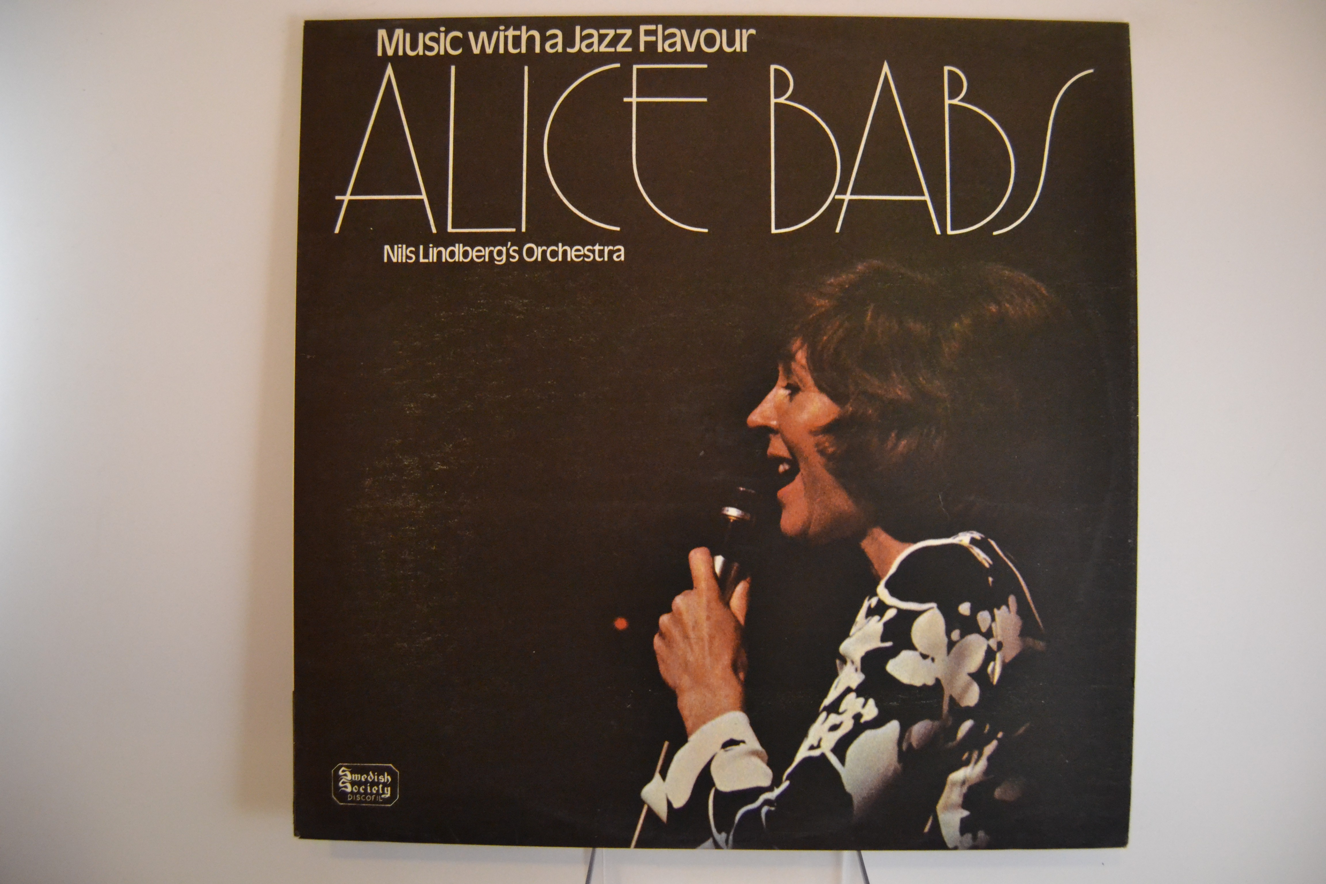 """ALICE BABS : """"Music with a jazz flavour"""""""