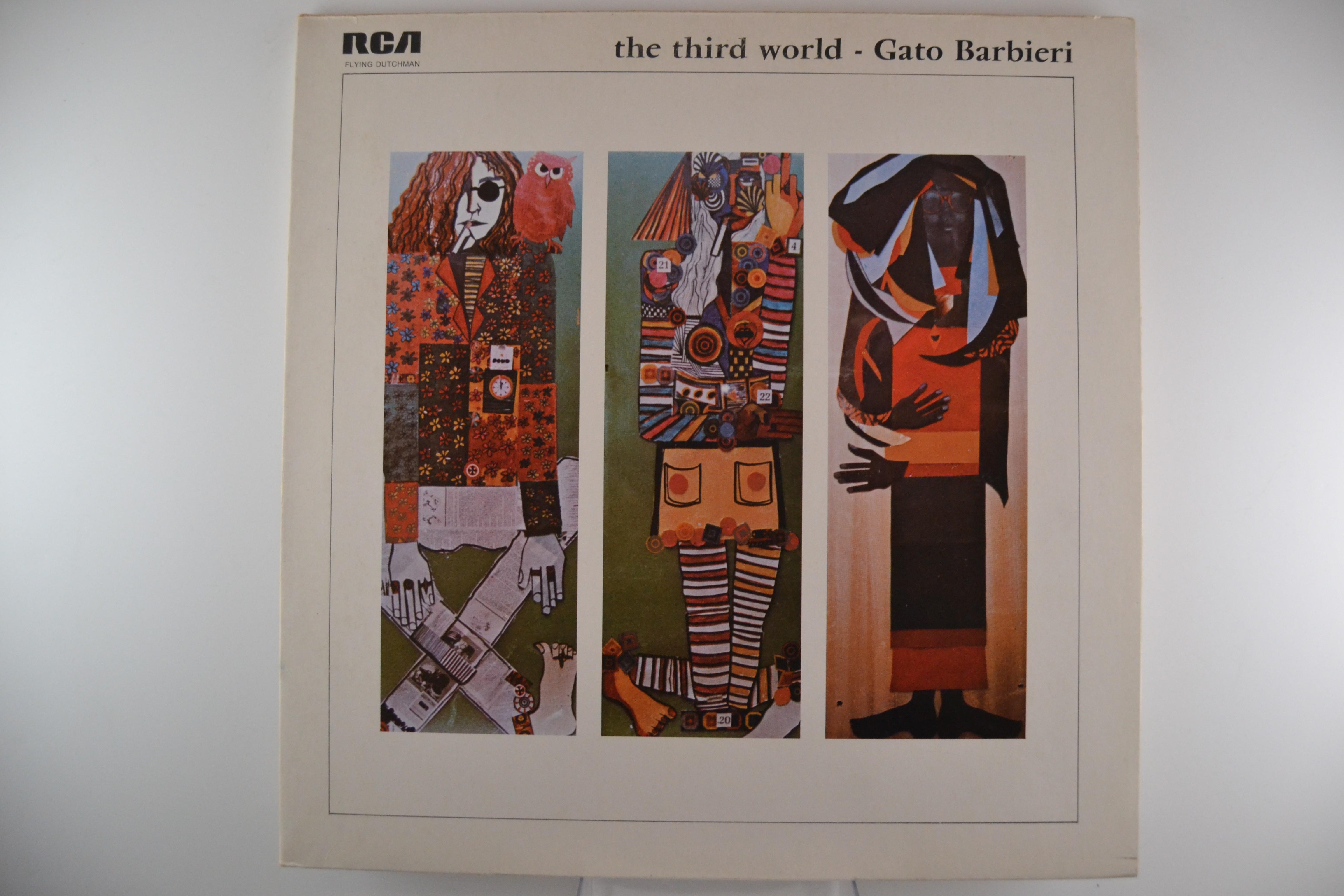 "GATO BARBIERI : ""The third world"""