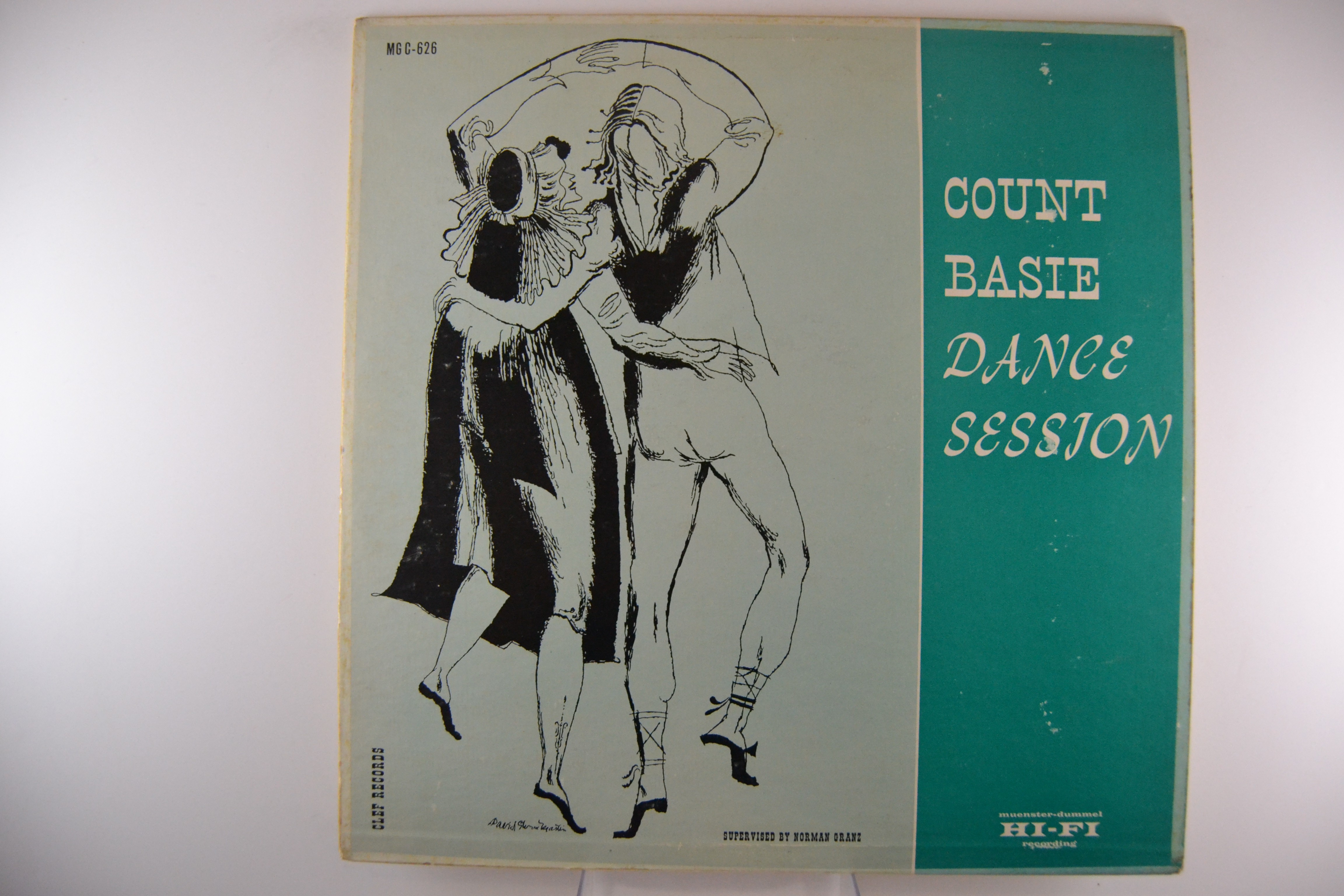 "COUNT BASIE : ""Dance session"""