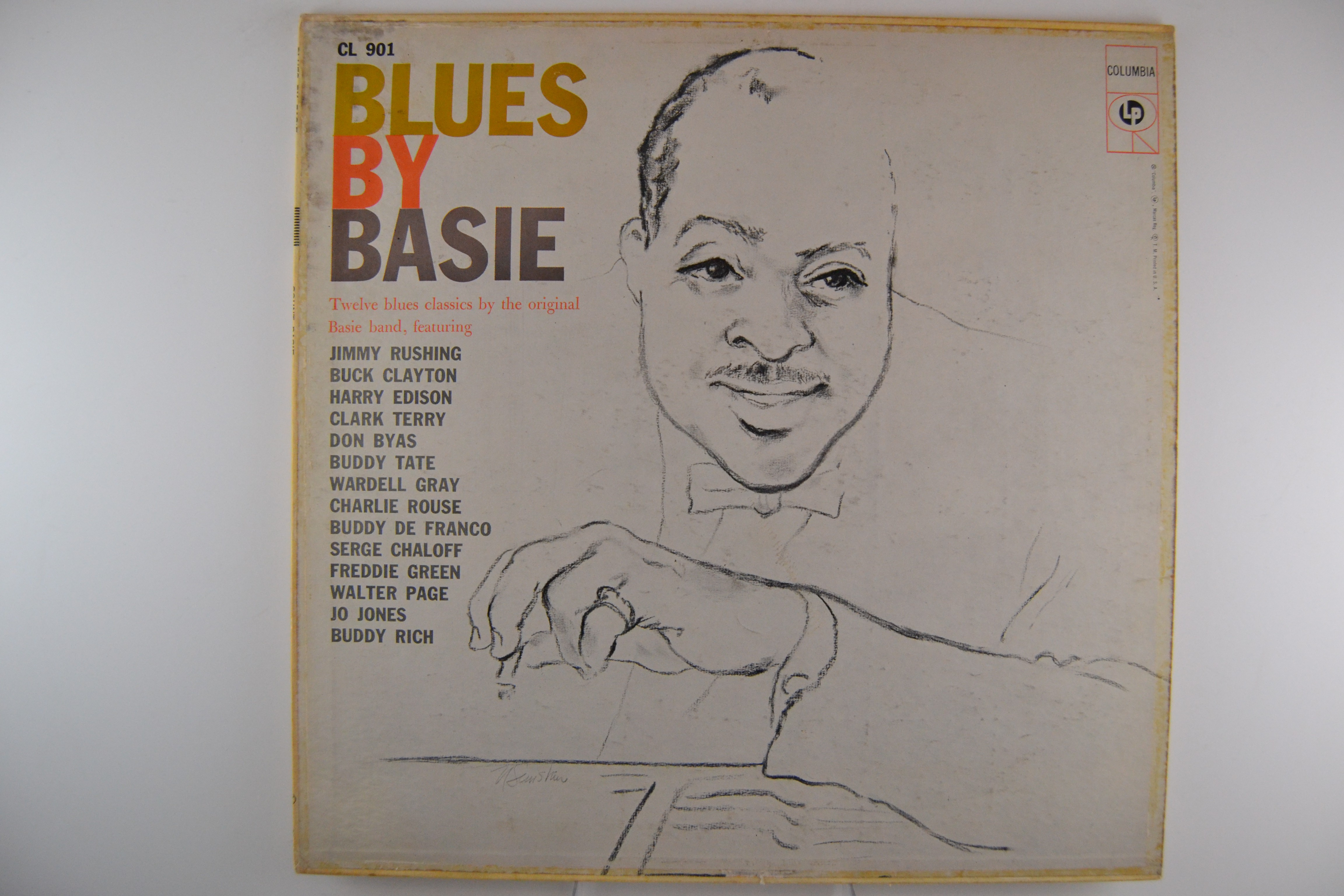 "COUNT BASIE : ""Blues by Basie"""