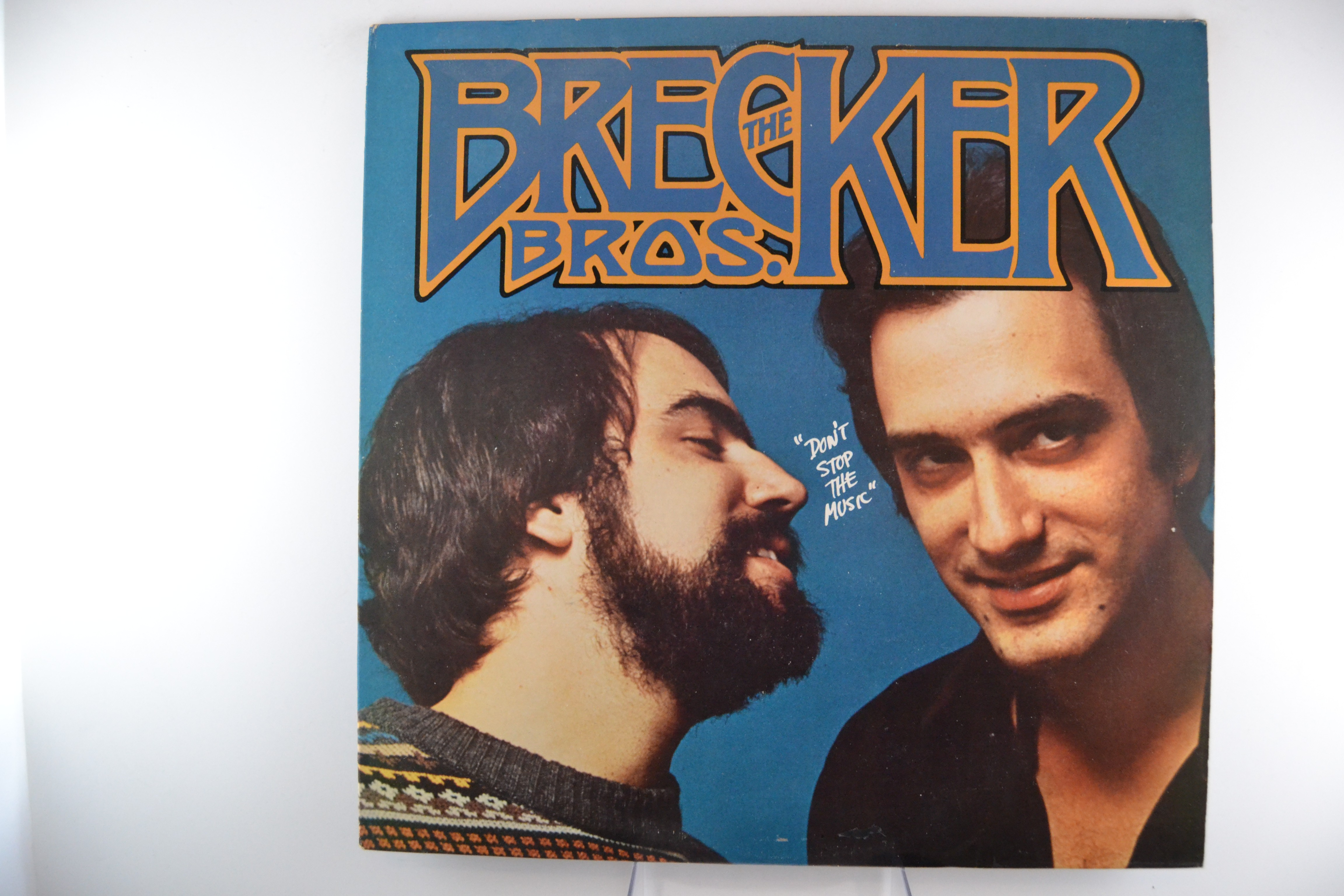 "BRECKER BROTHERS : ""Don't stop the music"""