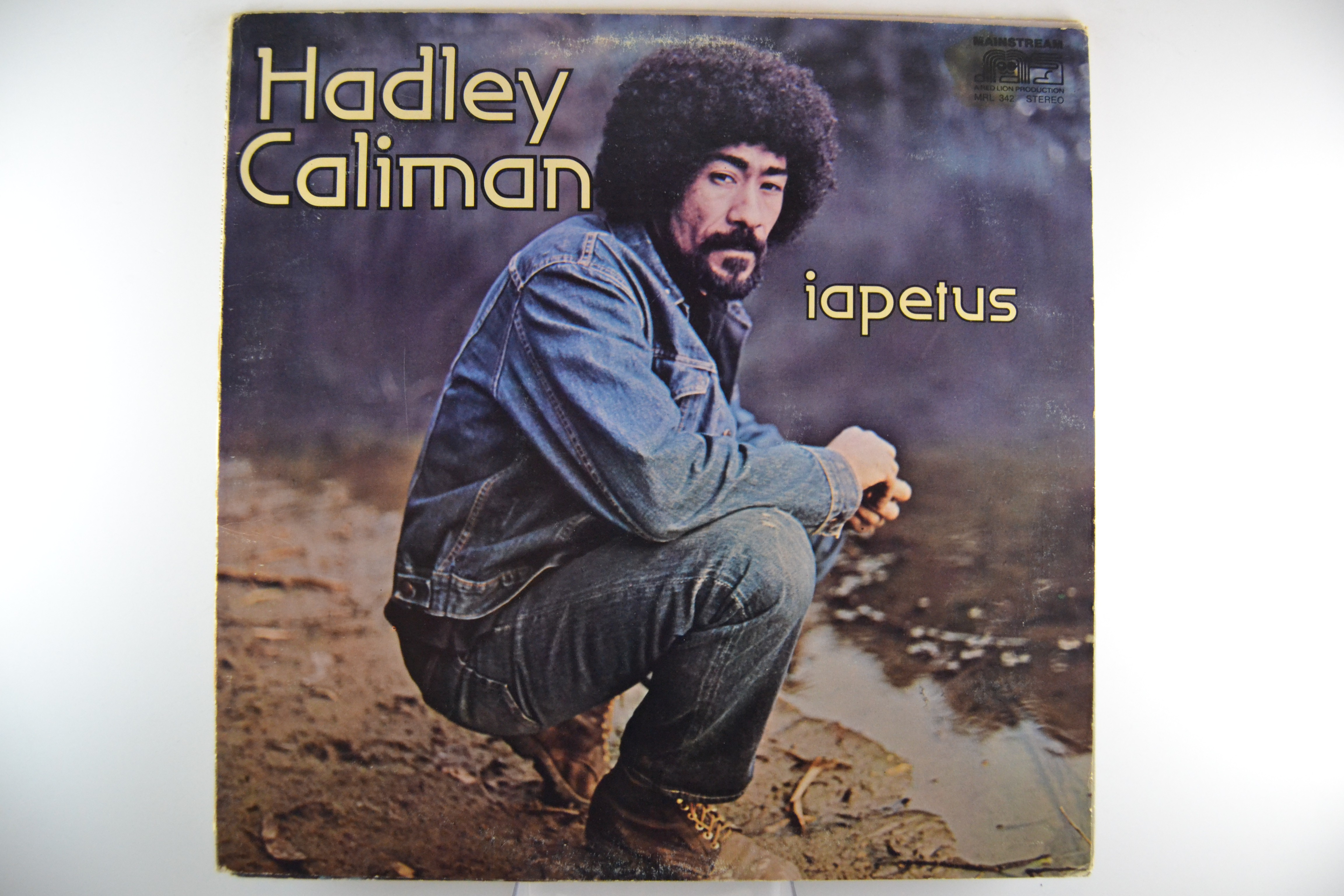 """HADLEY CALIMAN : """"Iapetus"""""""