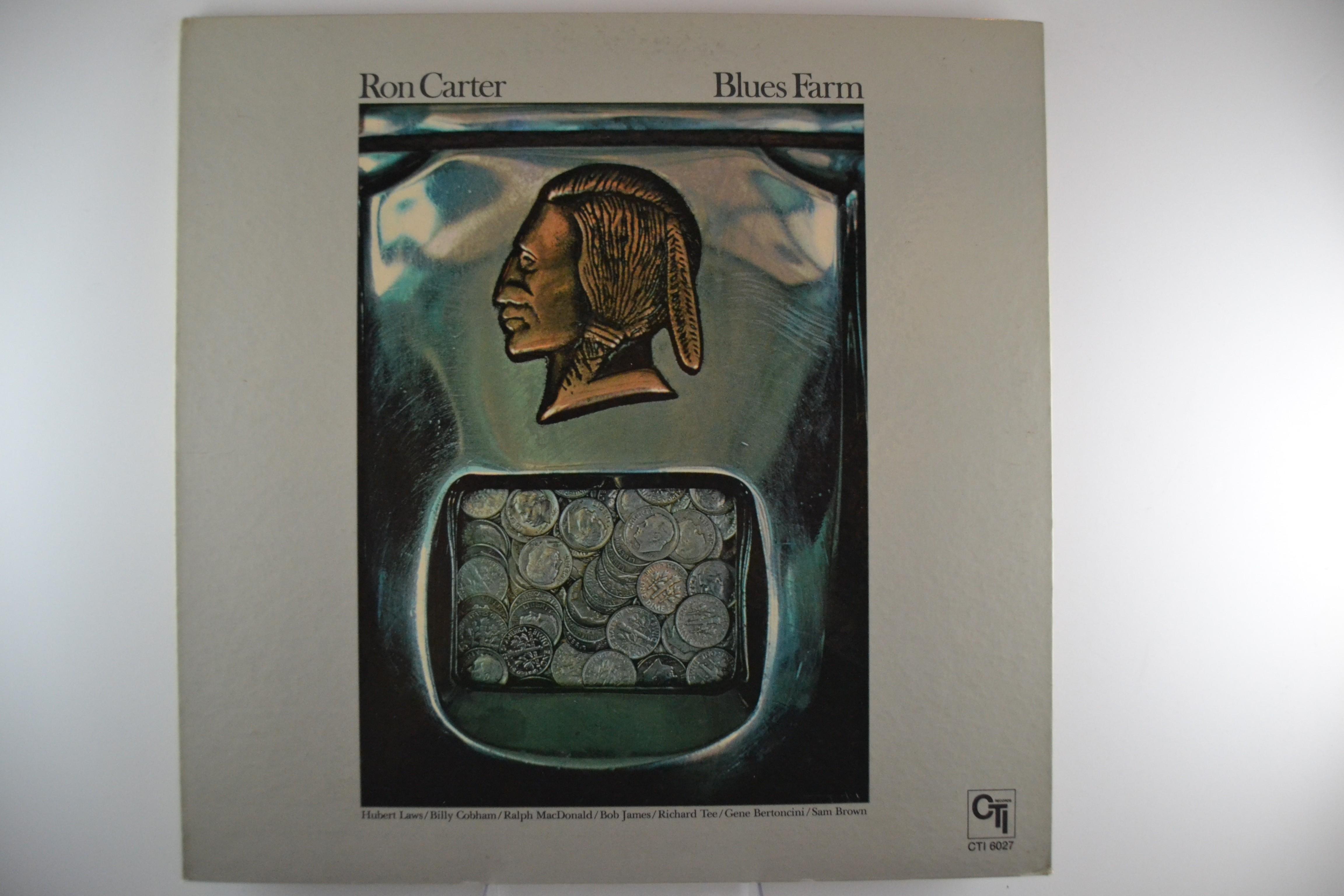 "RON CARTER : ""Blues farm"""