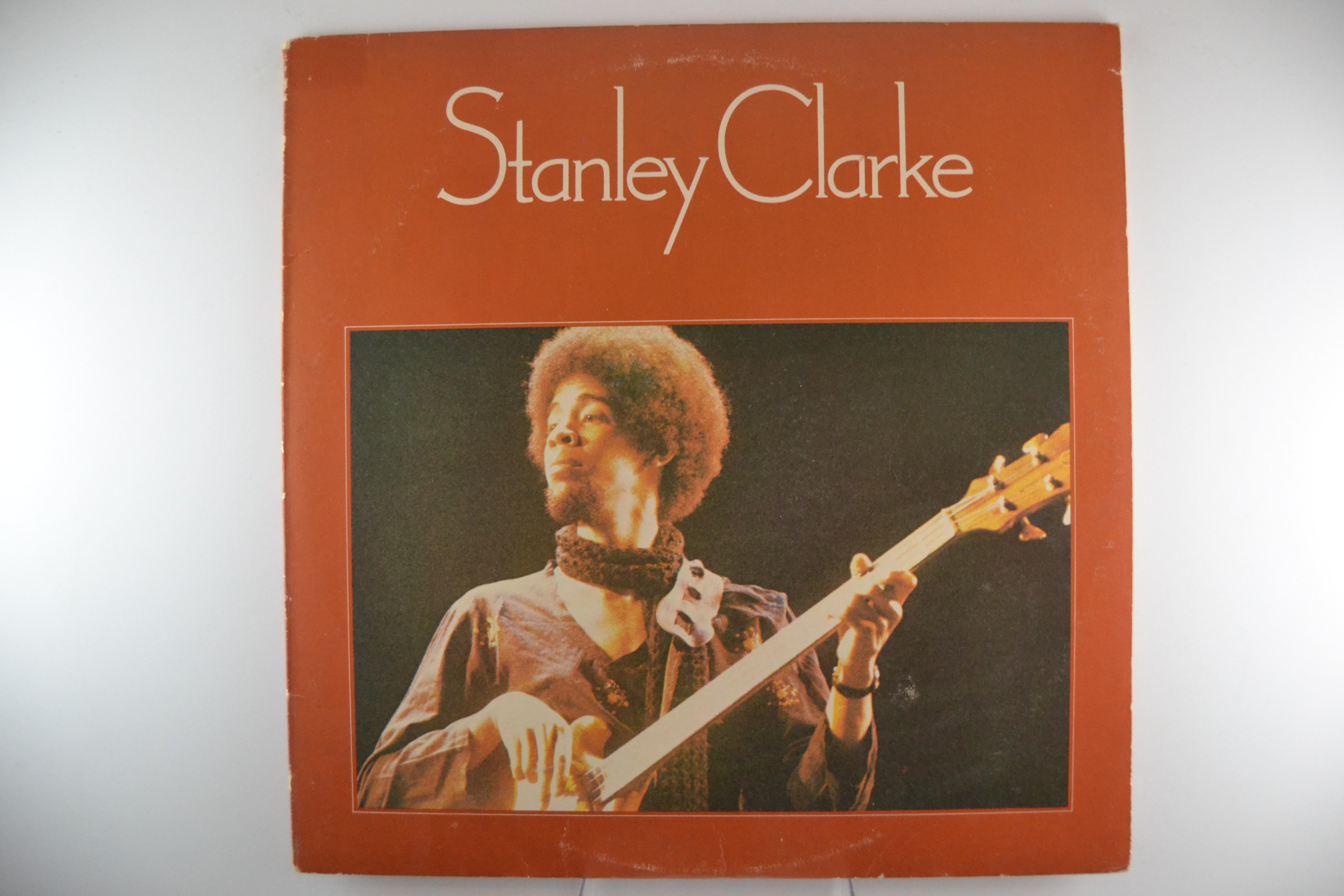 """STANLEY CLARKE : """"Stanley Clarke"""""""