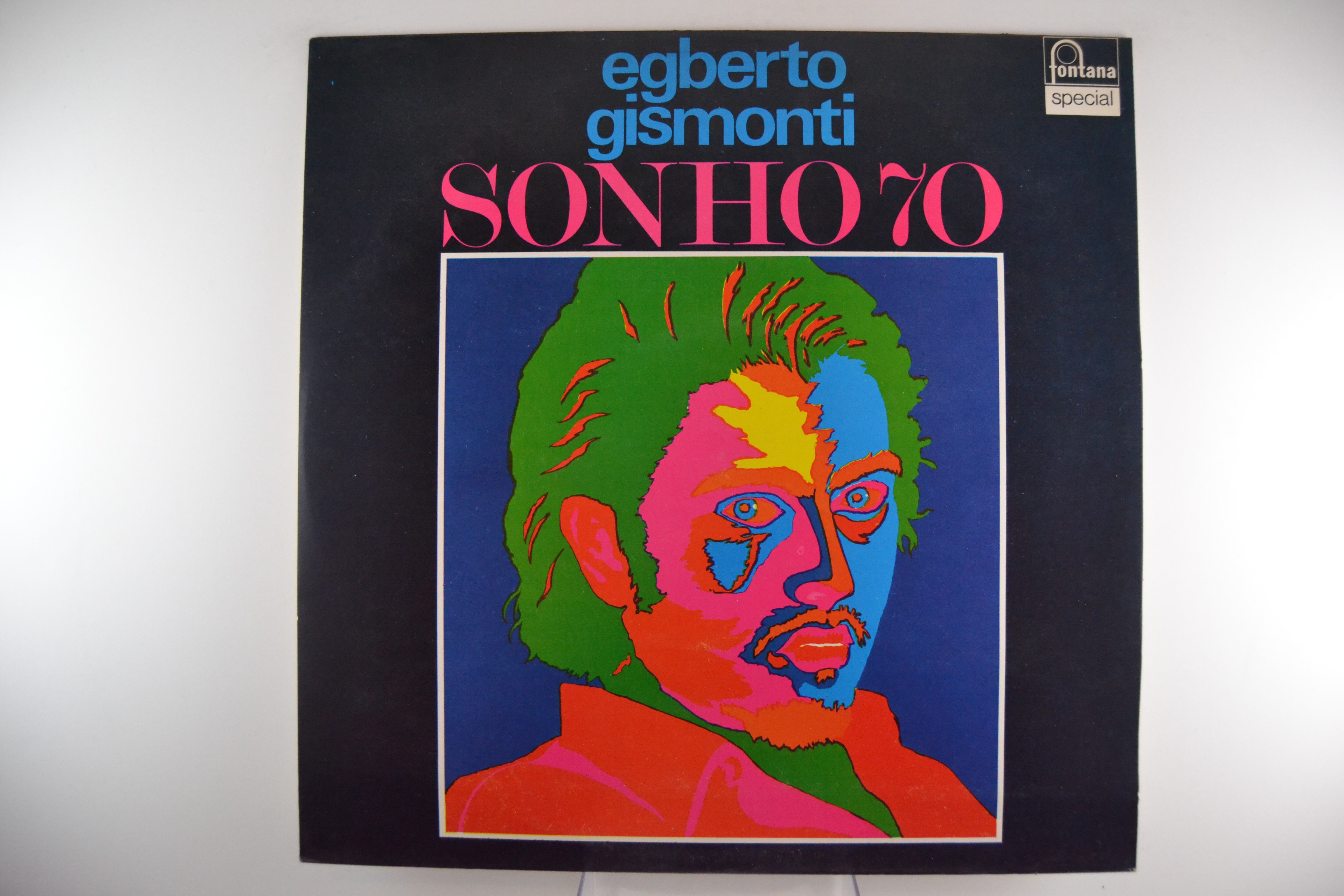 """EGBERTO GISMONTI : """"Sonho 70"""""""