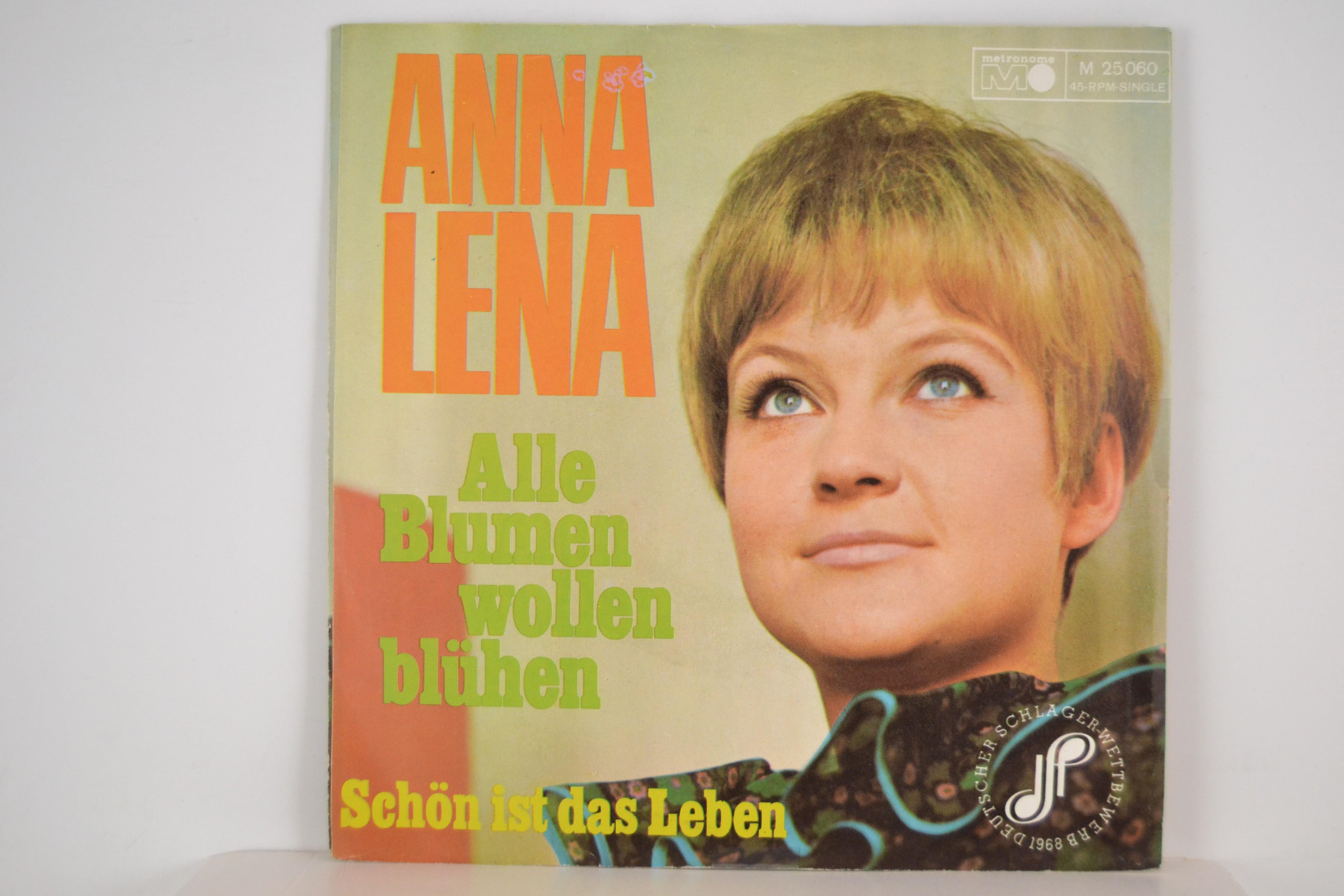 ANNA-LENA LÖFGREN : Alle blumen wollen blühen / Schön ist das leben