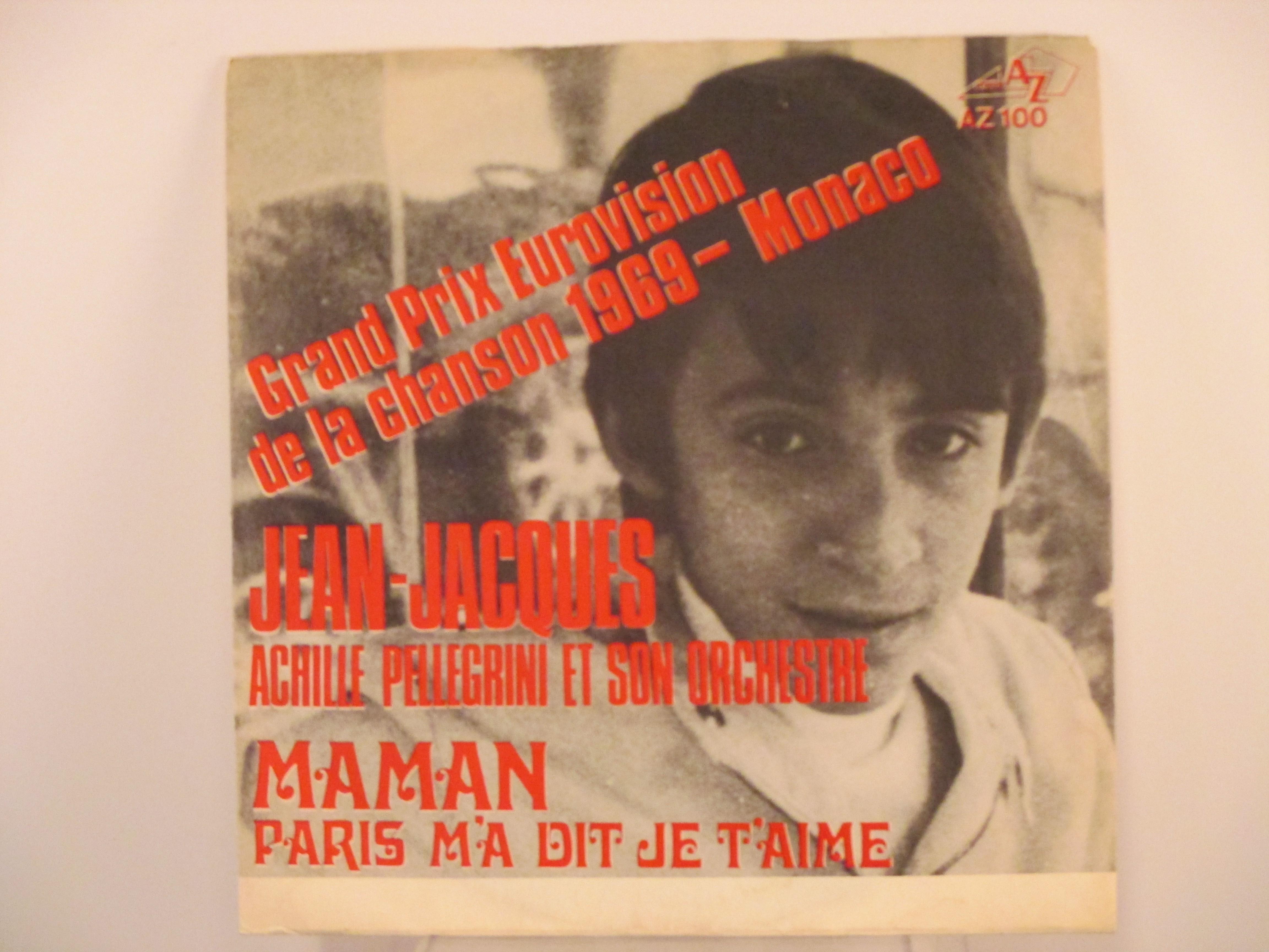 JEAN-JACQUES : Maman / Paris m'a dit je t'aime