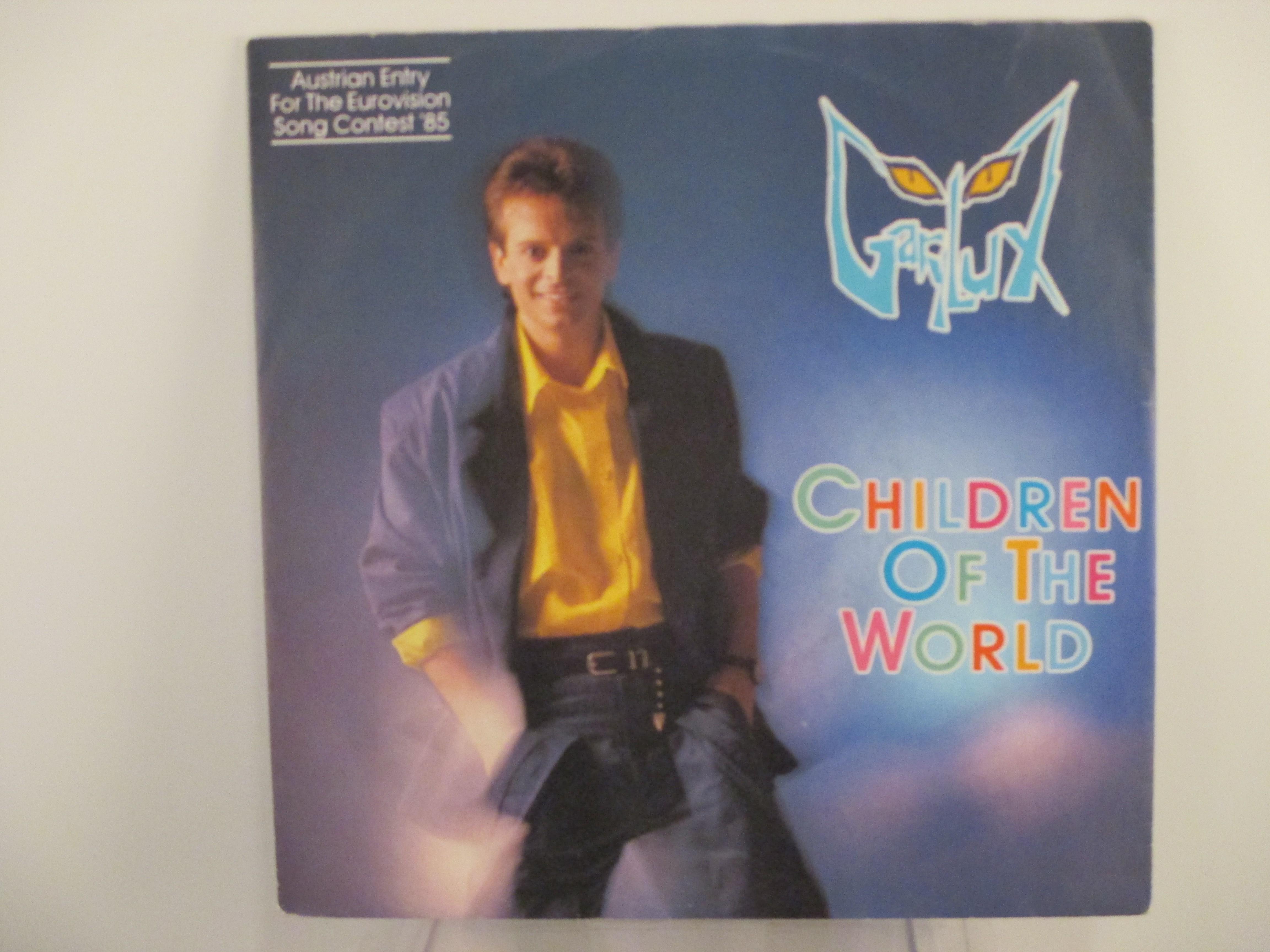 GARY LUX : Children of the world / Movies
