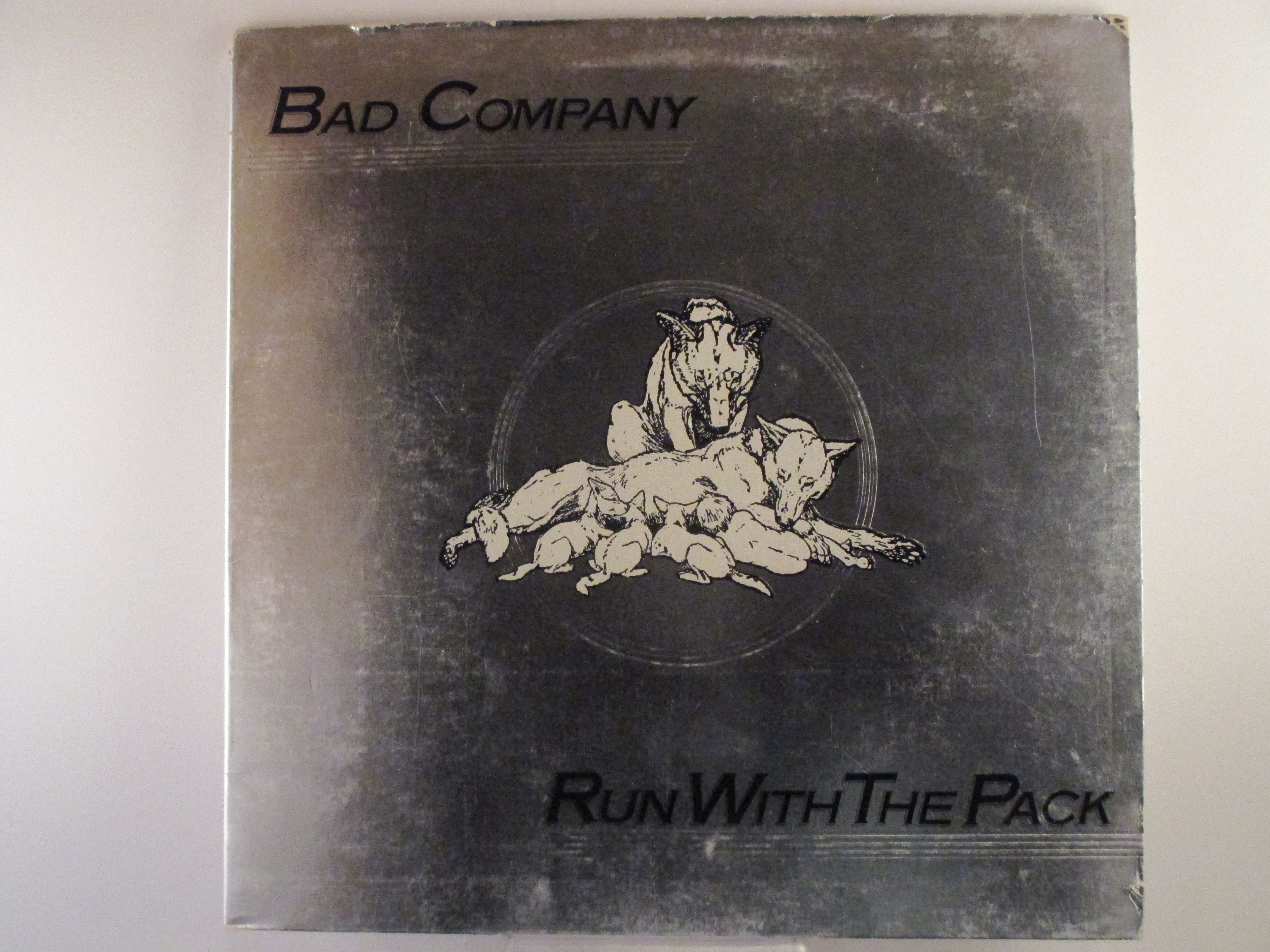 "BAD COMPANY : ""Run with the pack"""
