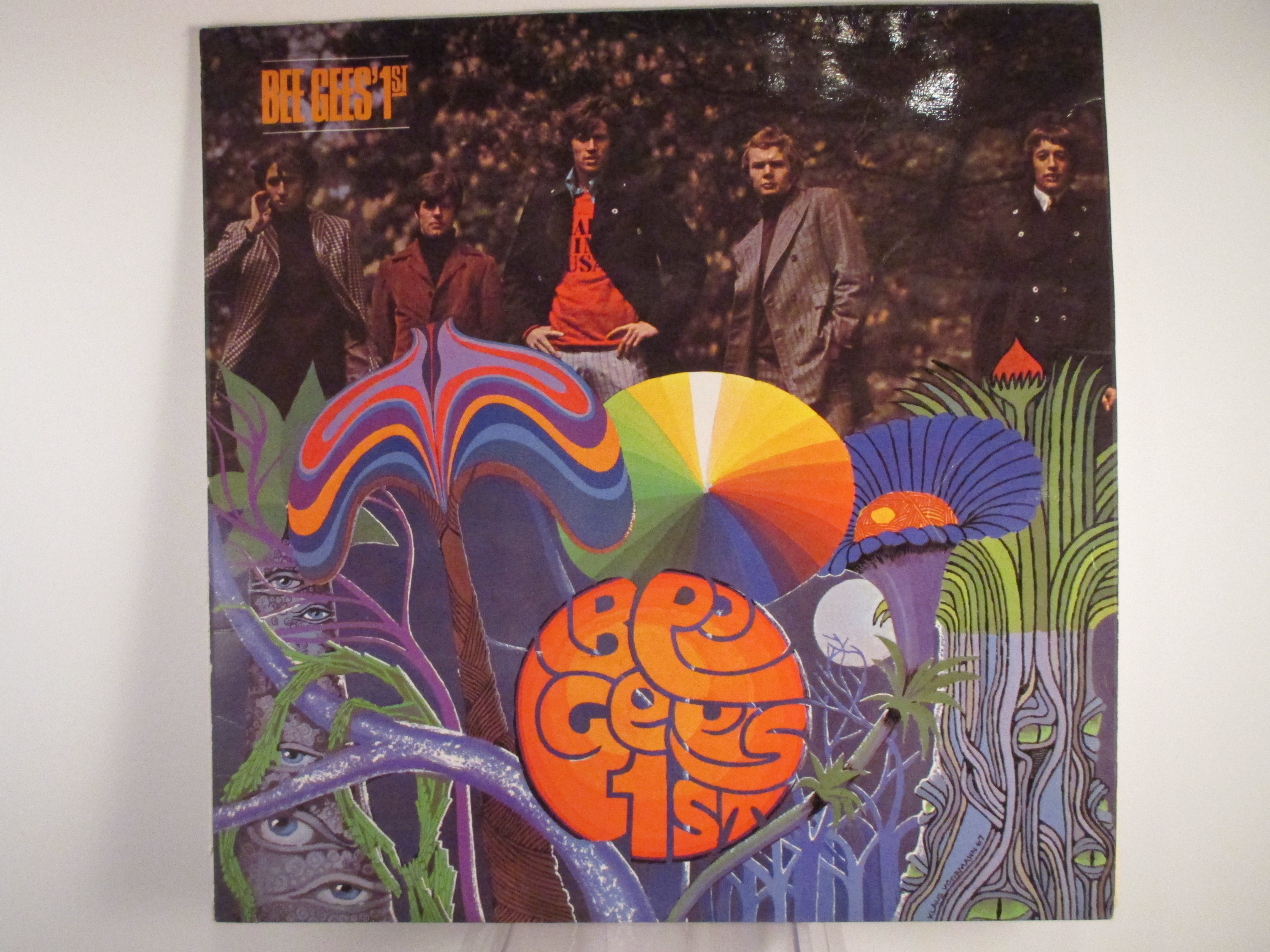 "BEE GEES : ""The Bee Gees 1:st"""