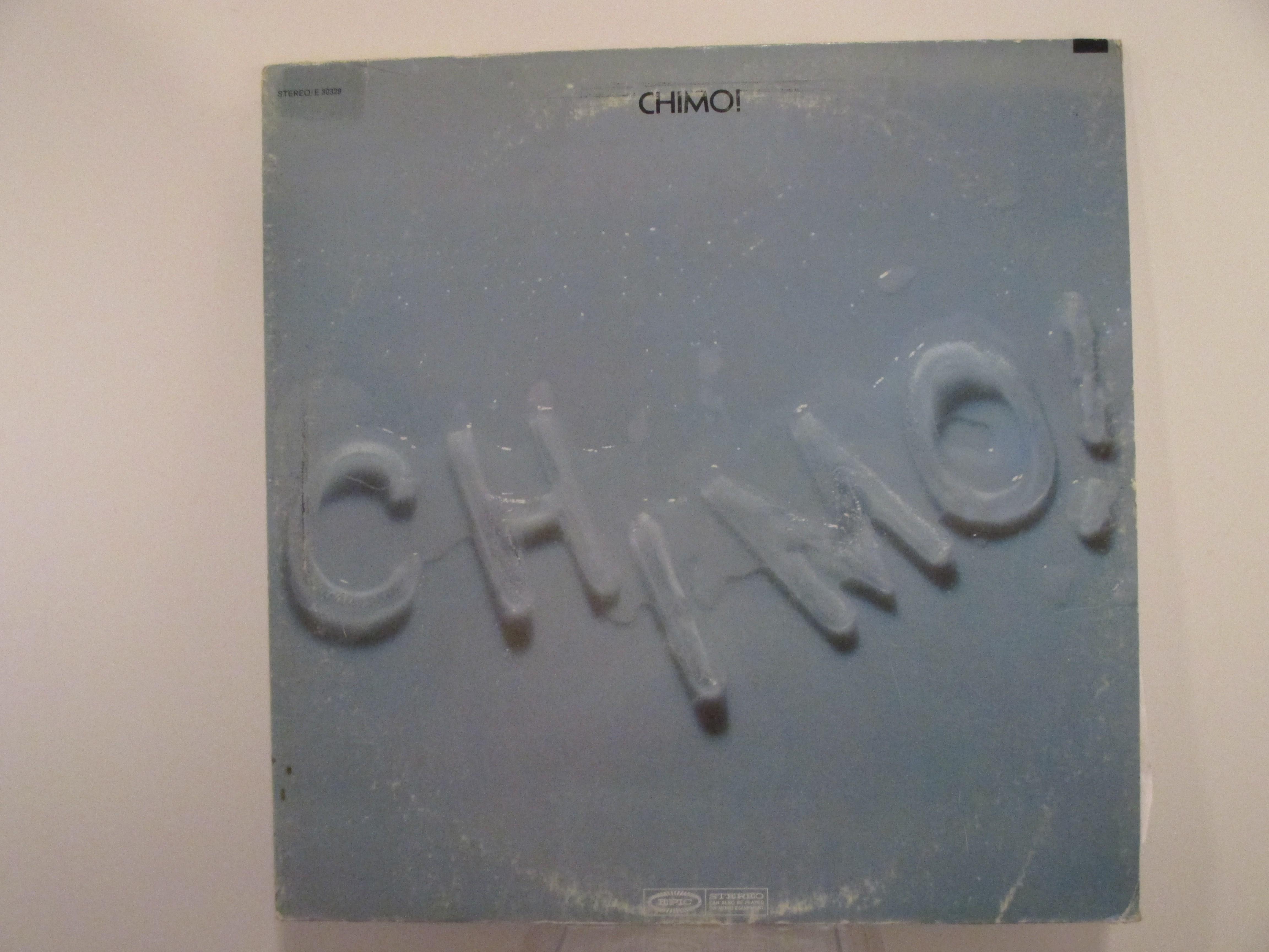 """CHIMO : """"Chimo!"""""""