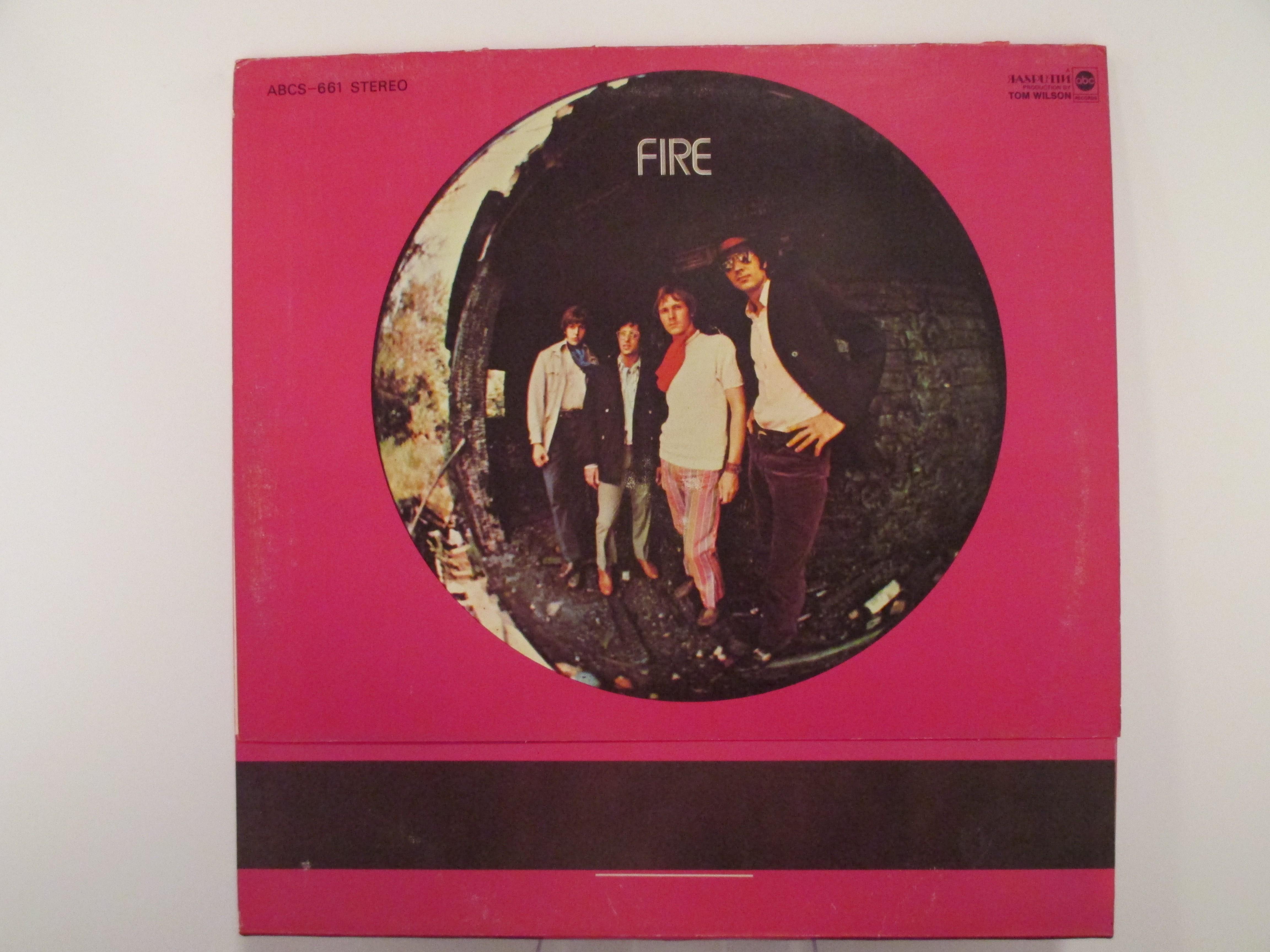 """FIRE : """"Fire"""""""