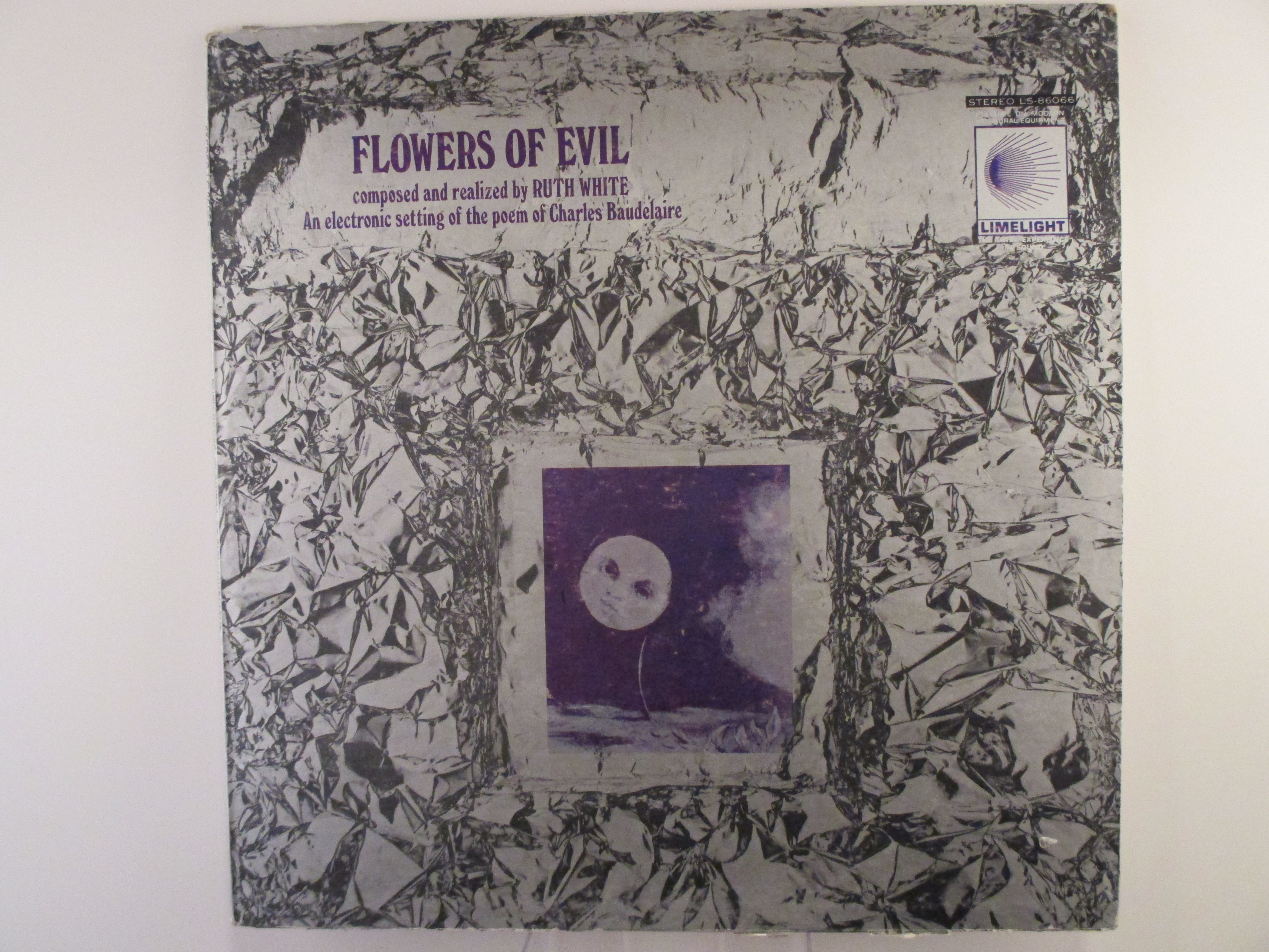 Ruth White Flowers Of Evil View All Vinyl Records