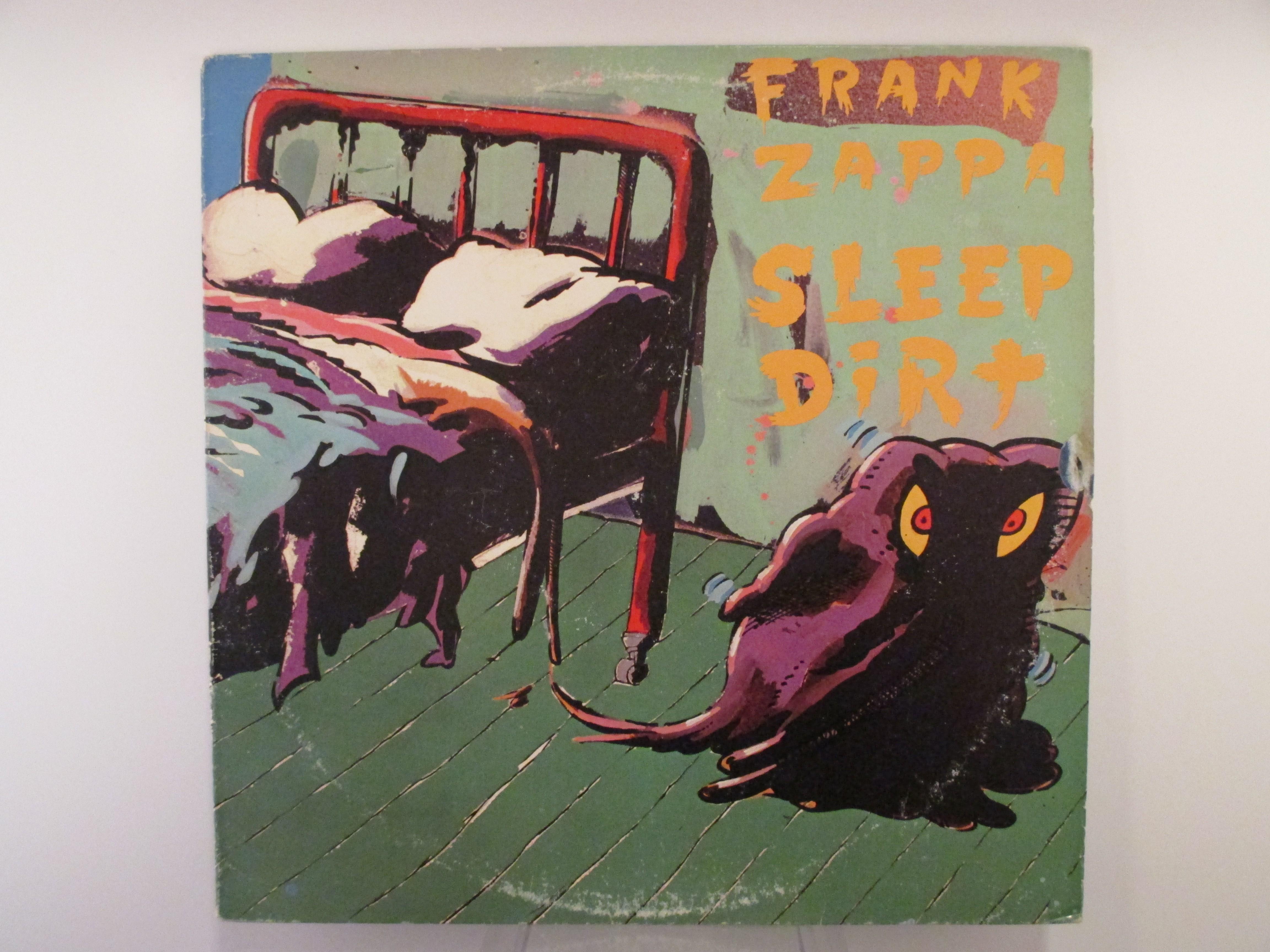 Frank Zappa Sleep Dirt