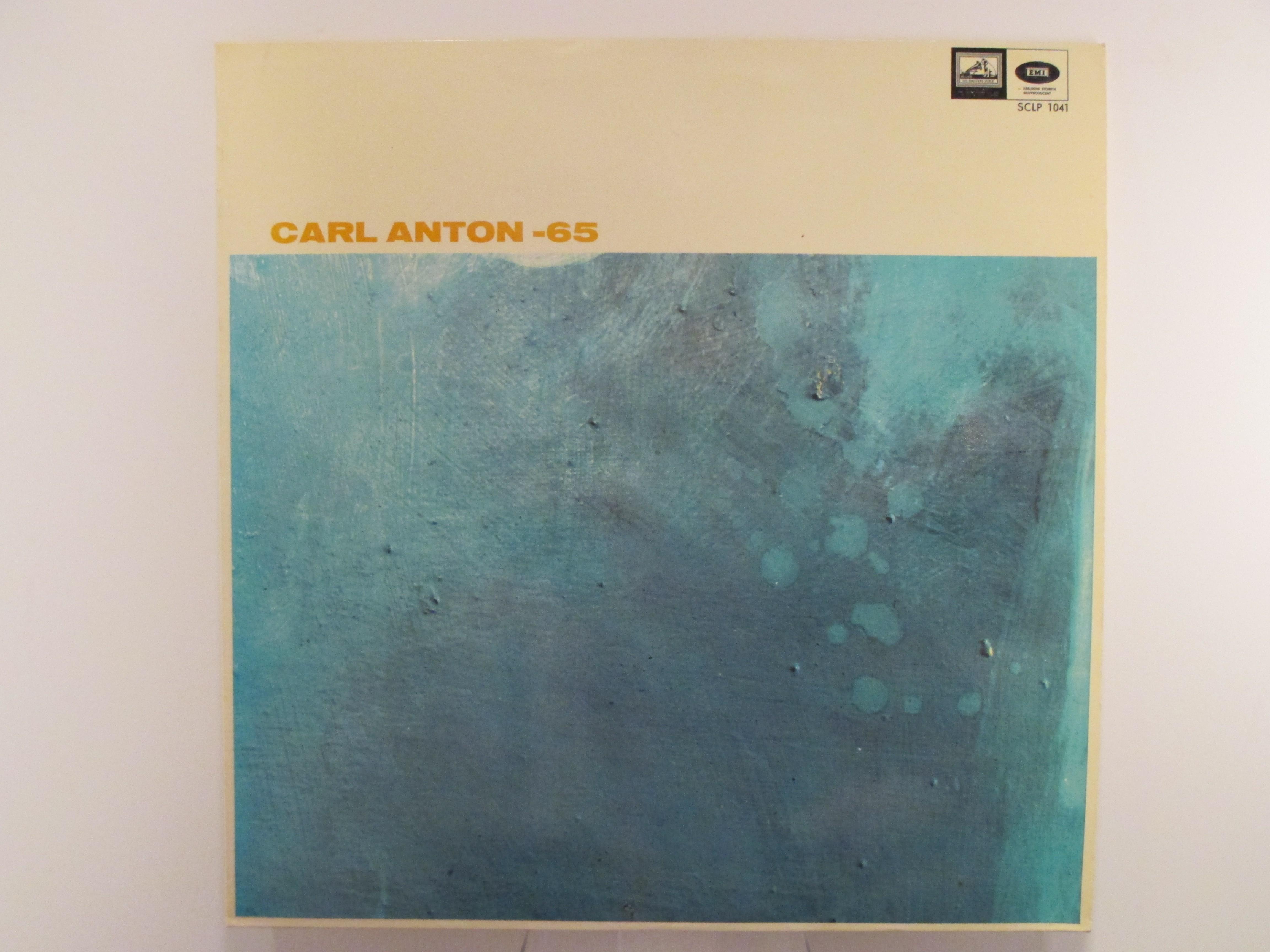"CARL ANTON : ""Carl Anton -65"""