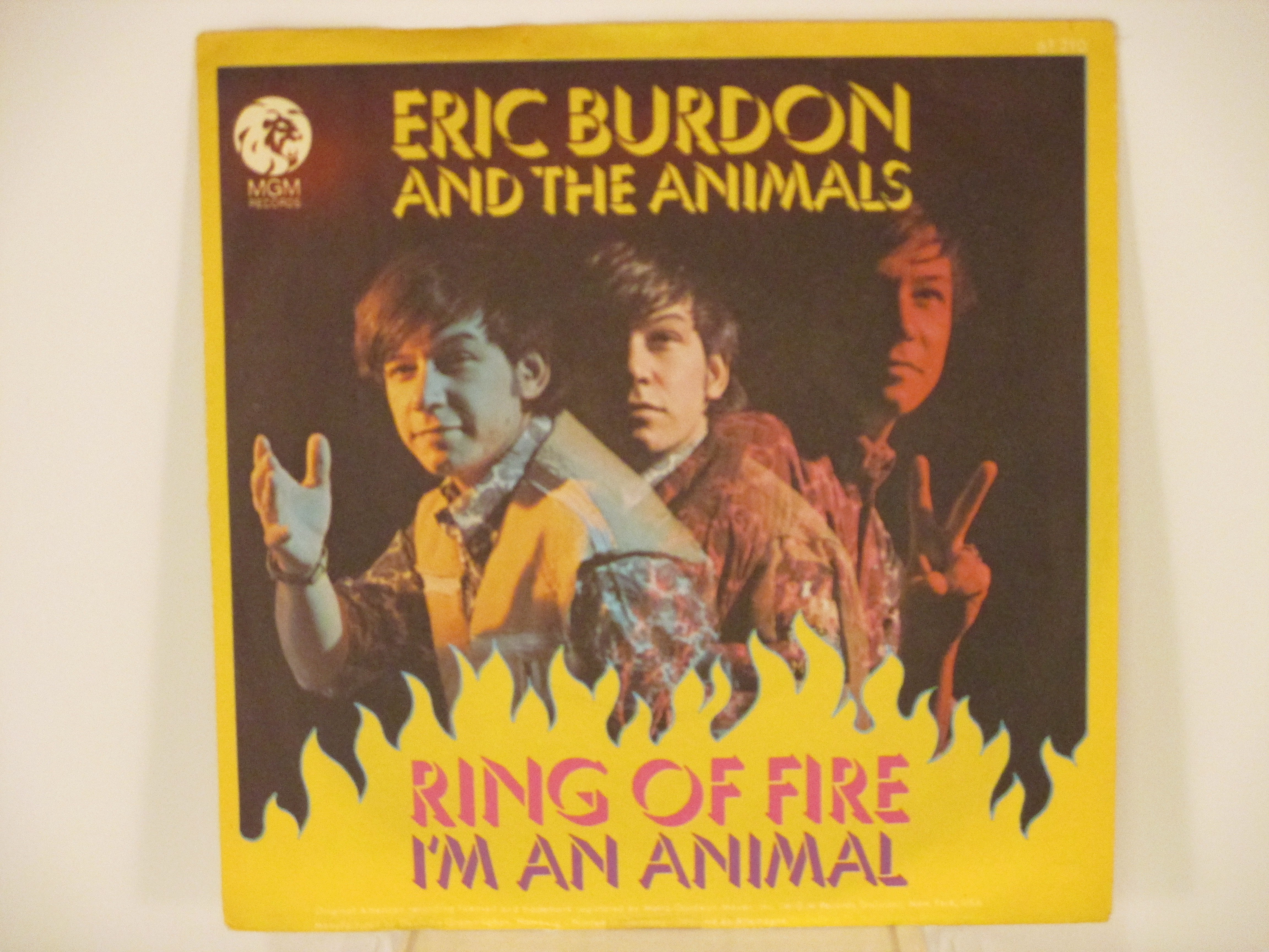 ANIMALS : Ring of fire / I'm an animal
