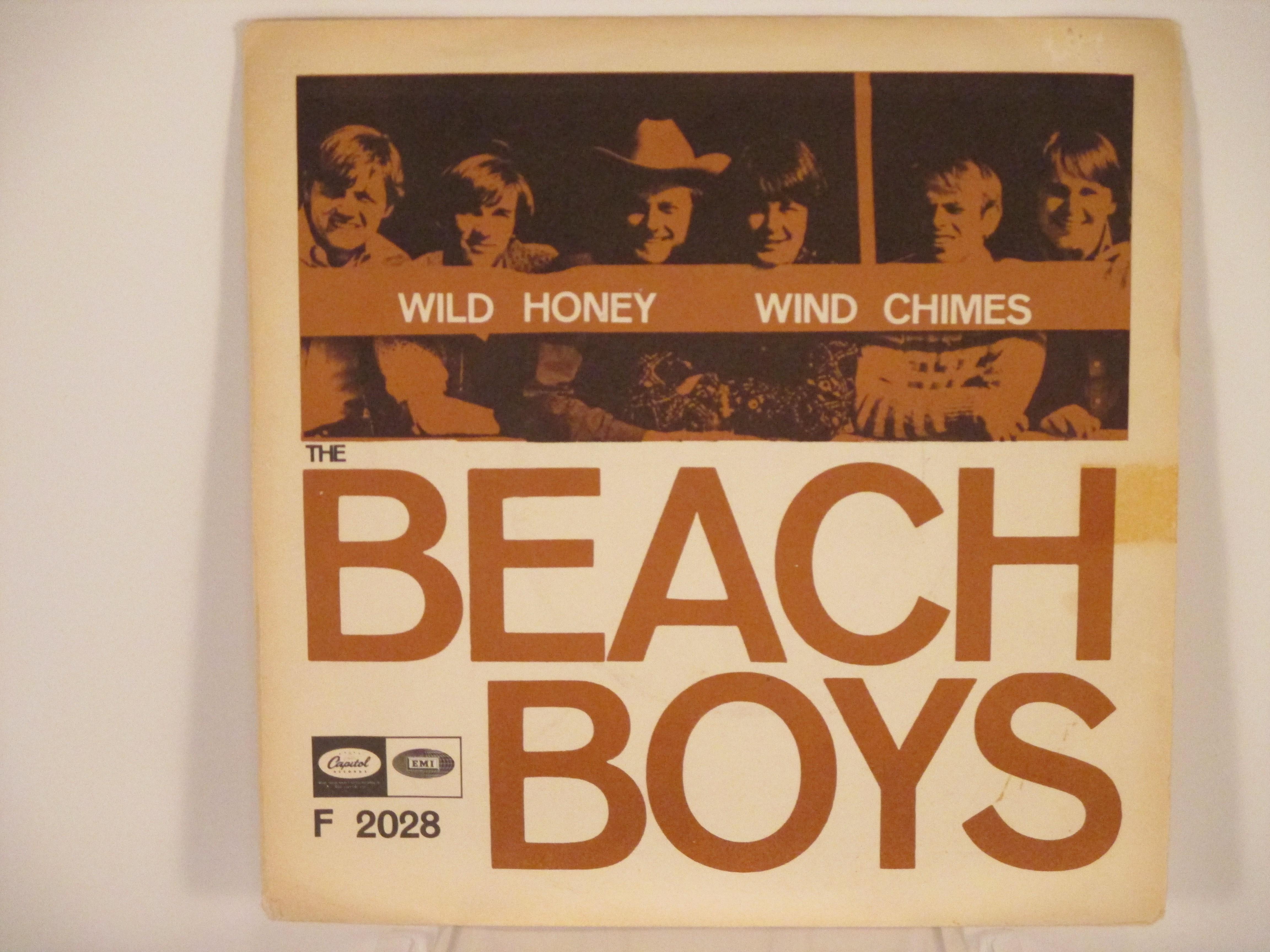 BEACH BOYS : Wild honey / Wind chimes