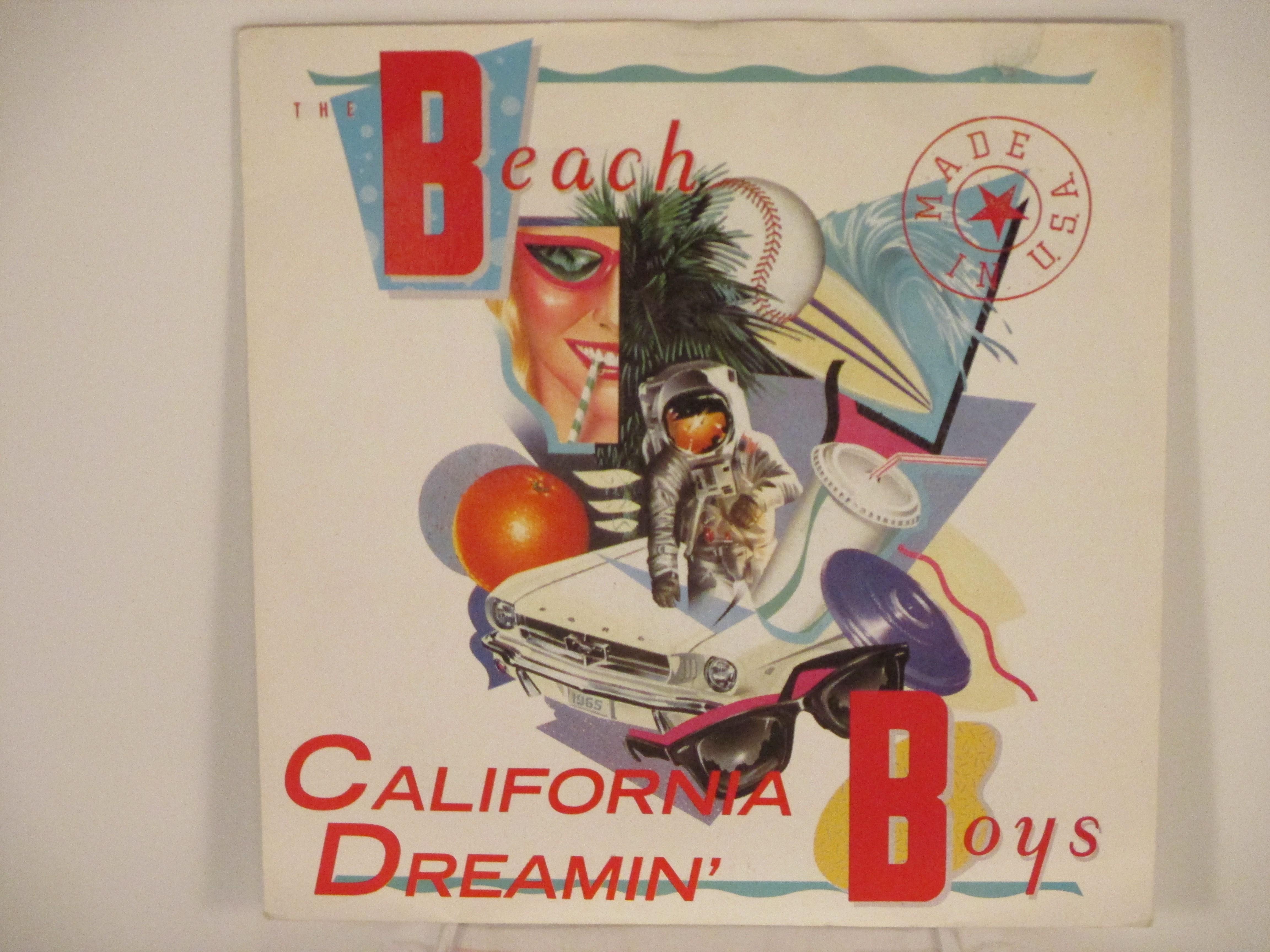BEACH BOYS : California dreamin' / Lade Liberty